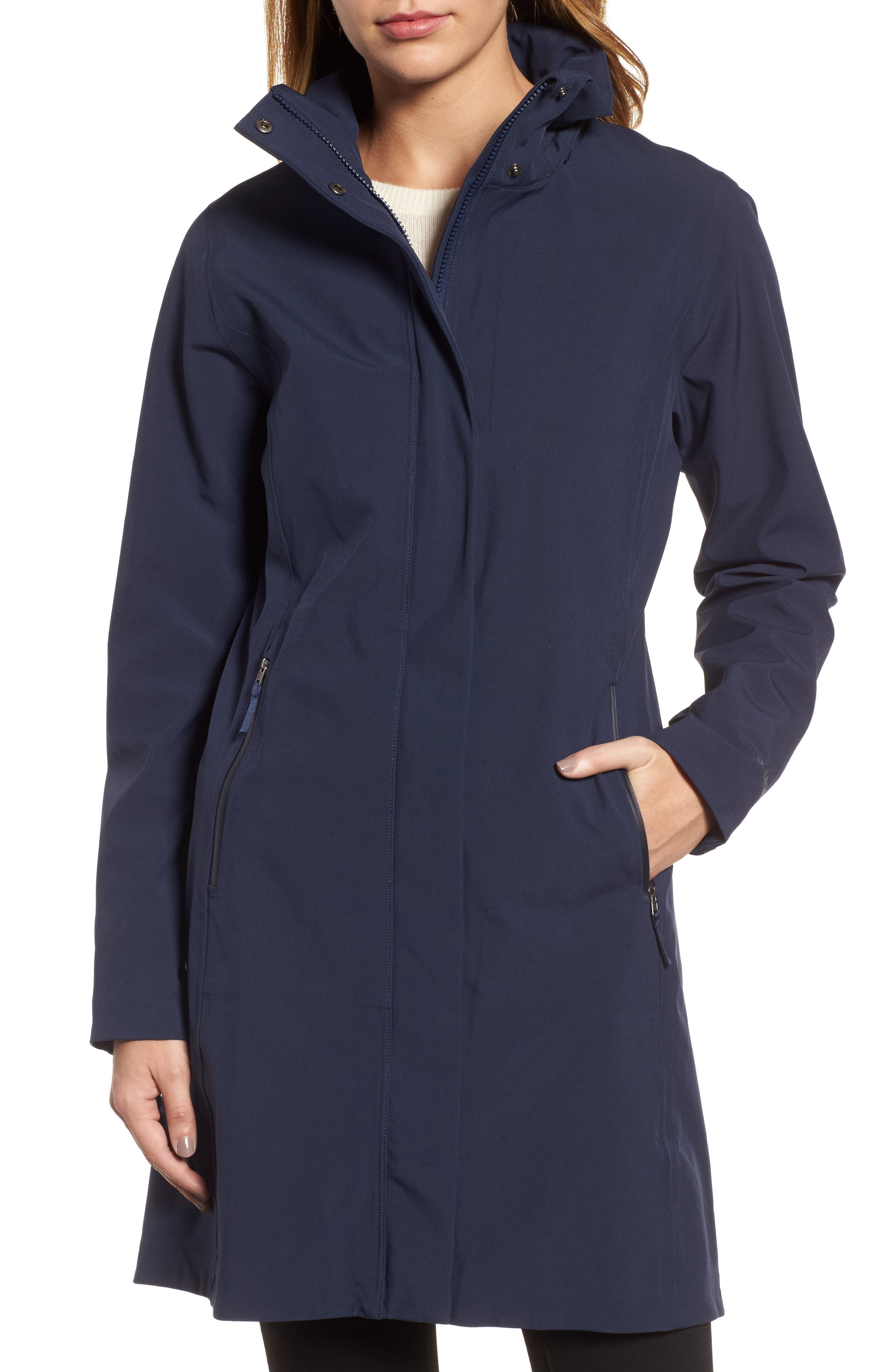 Lash Point Water Resistant Hooded Parka,                             Alternate thumbnail 12, color,