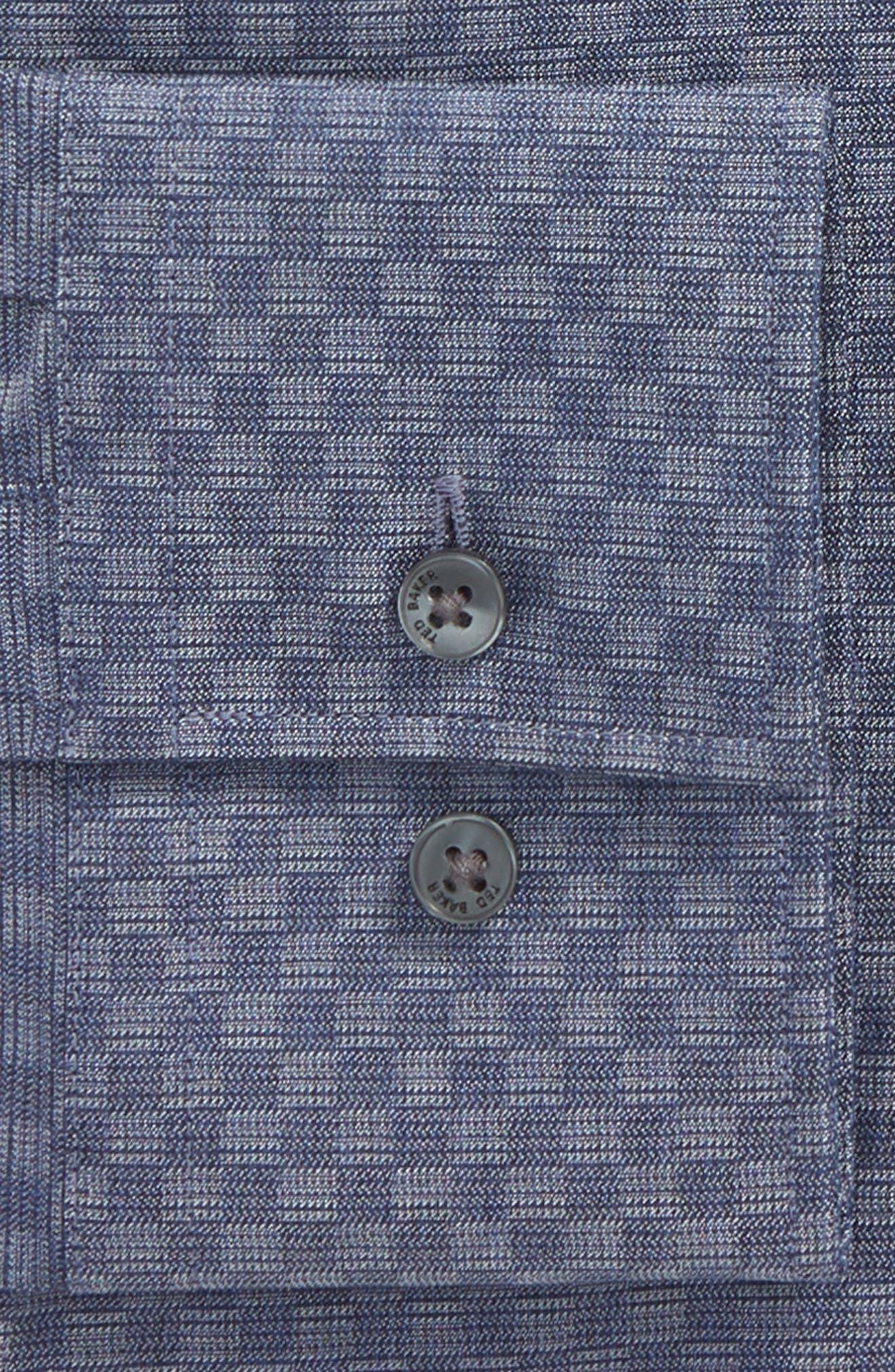 Wests Slim Fit Check Dress Shirt,                             Alternate thumbnail 2, color,                             410