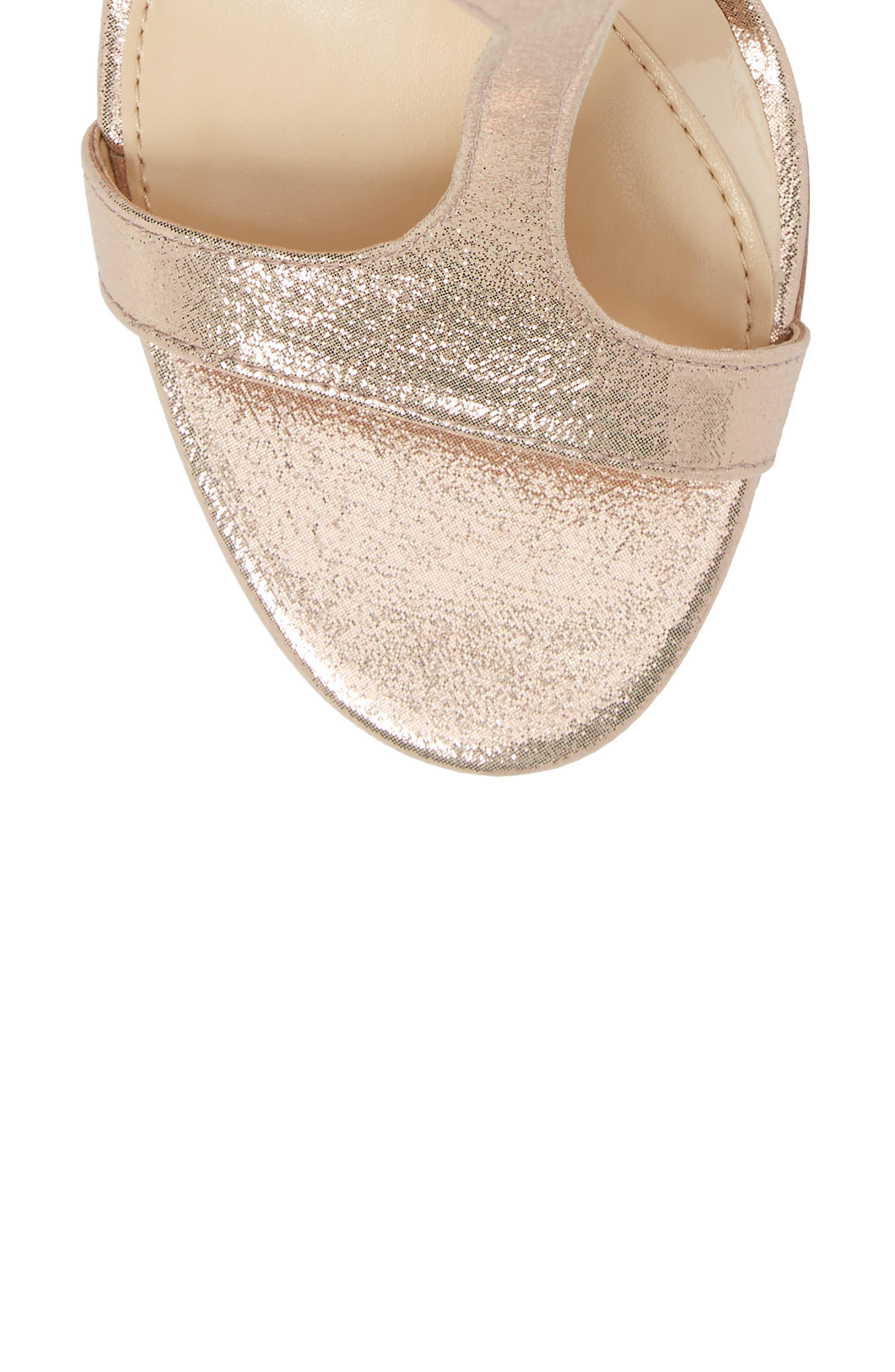 'Phoebe' Embellished T-Strap Sandal,                             Alternate thumbnail 51, color,