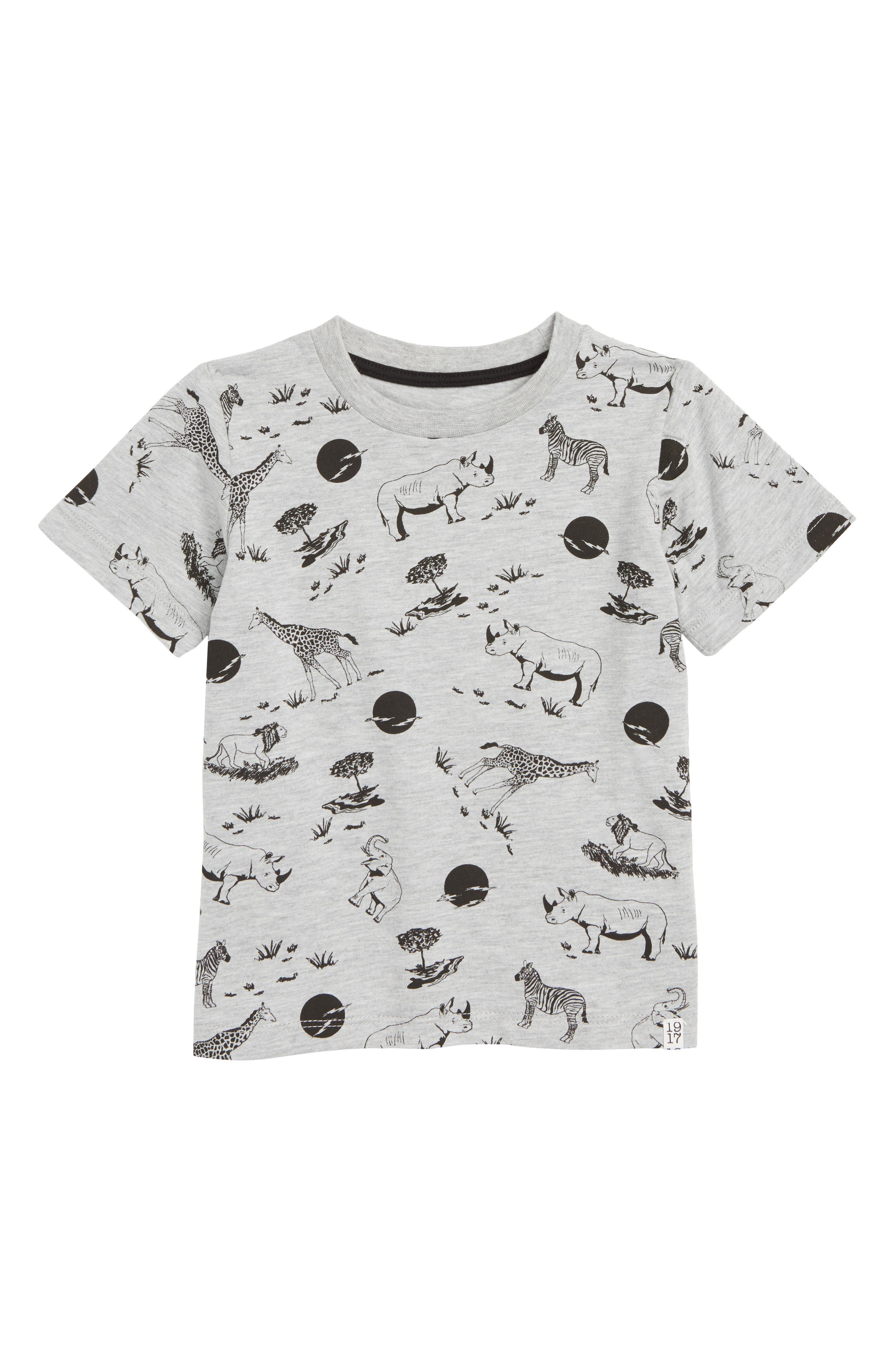 Loy T-Shirt,                             Main thumbnail 1, color,                             SAFARI COLOR