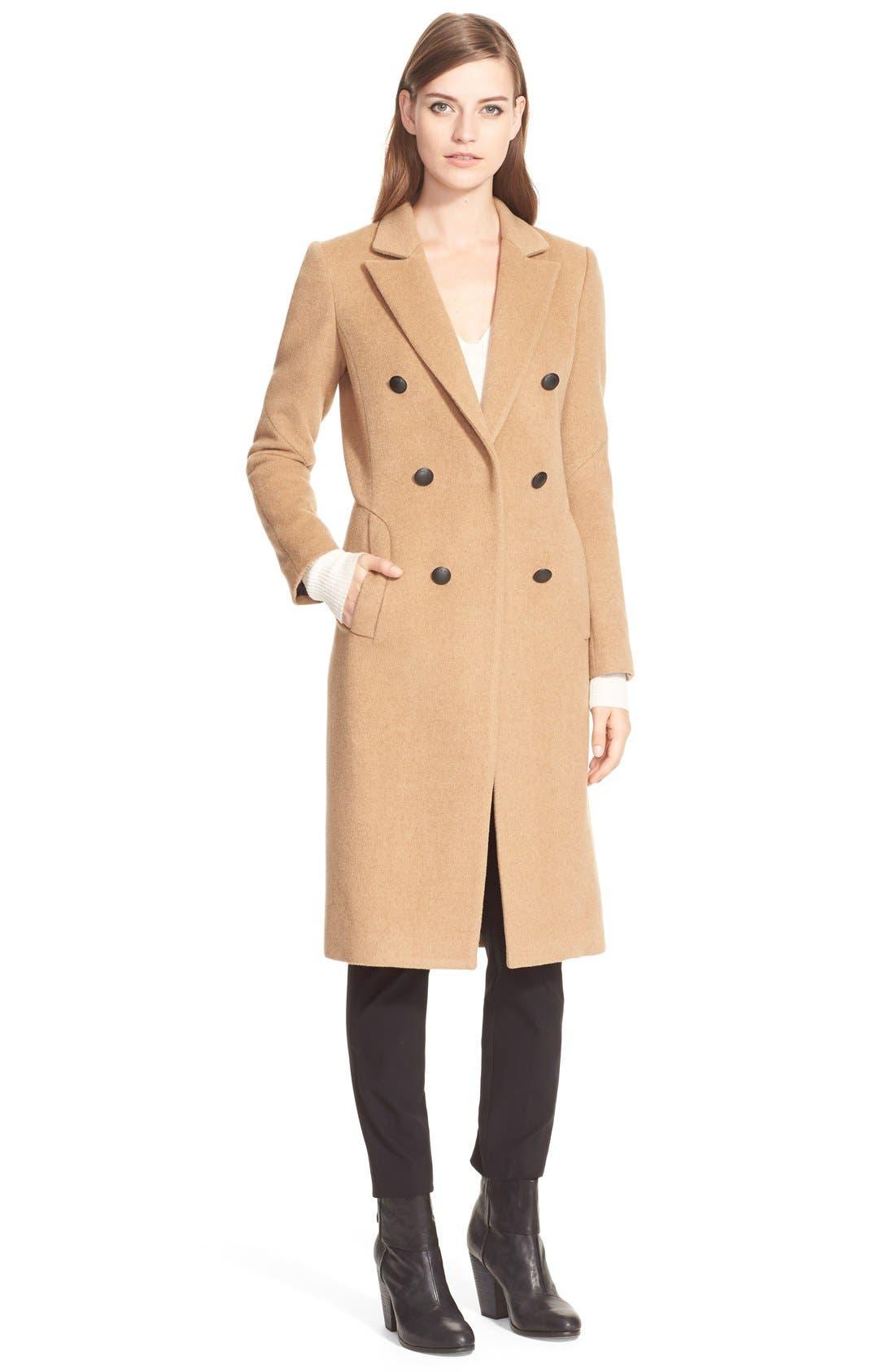 'Faye' Coat, Main, color, 230