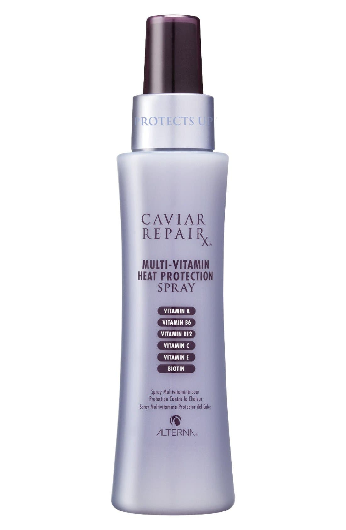 Caviar Repair Rx Multi-Vitamin Heat Protection Spray,                             Main thumbnail 1, color,