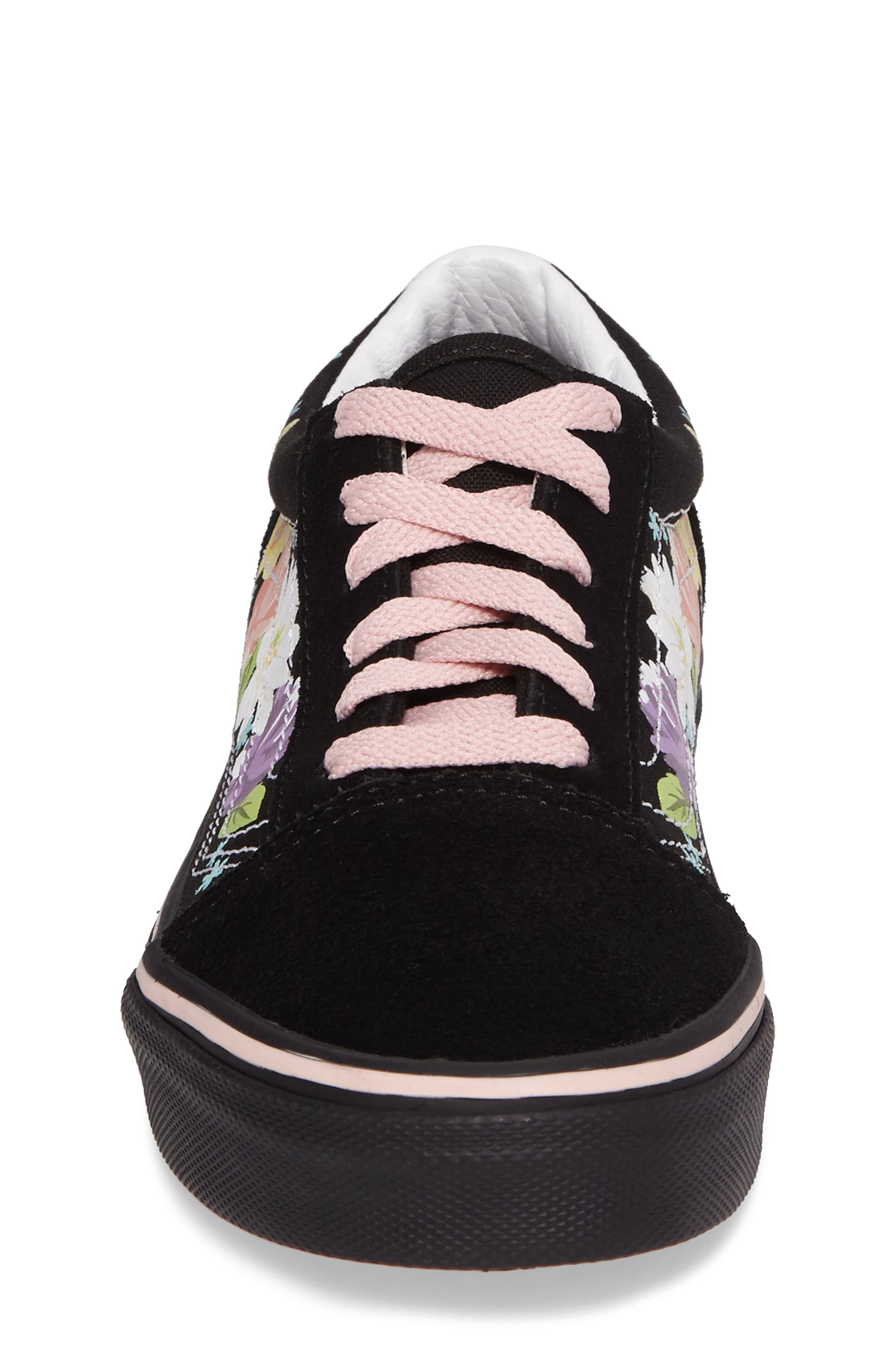Old Skool Sneaker,                             Alternate thumbnail 4, color,                             001