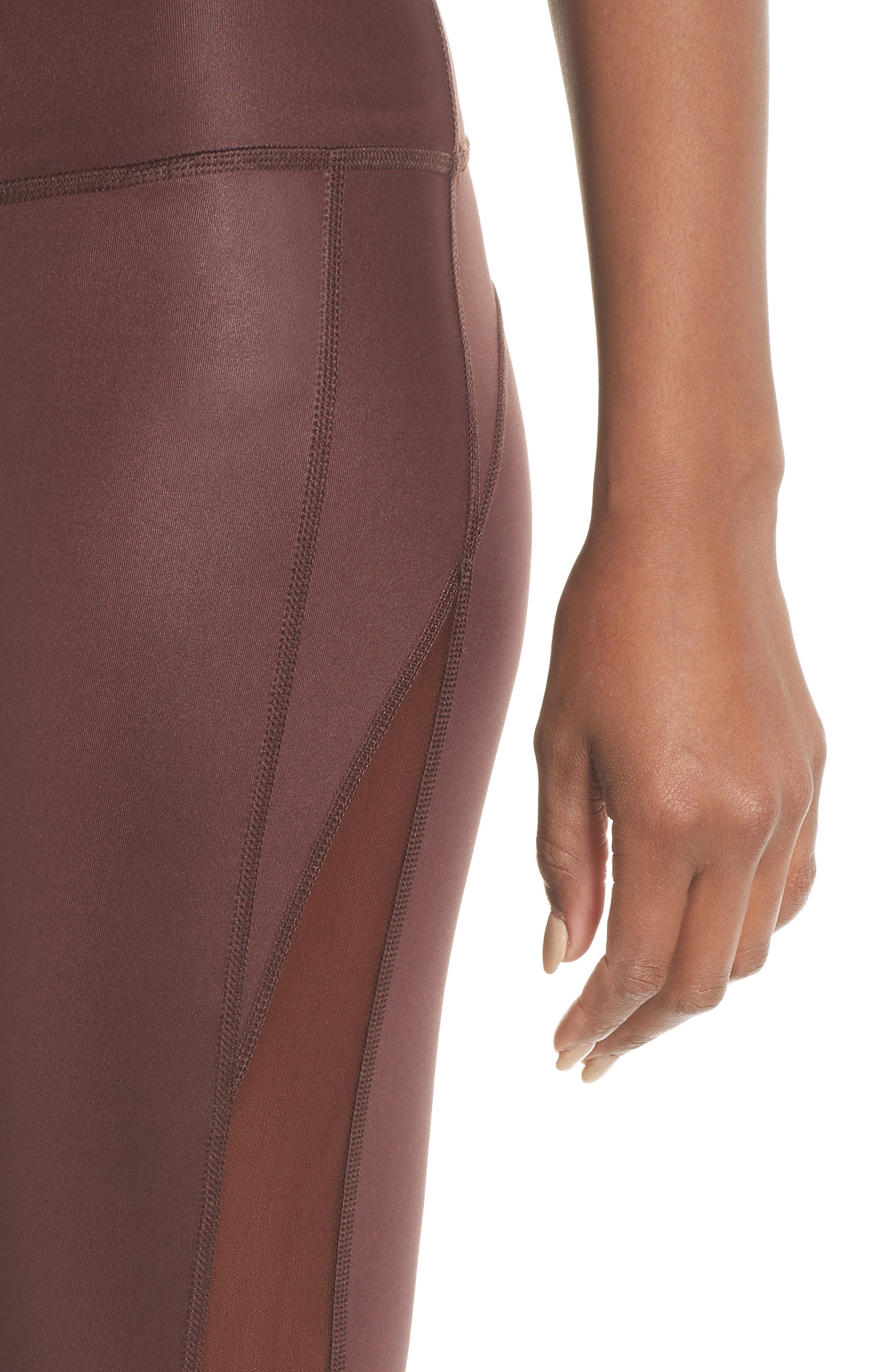 Believe This Leggings,                             Alternate thumbnail 4, color,                             NIGHT RED