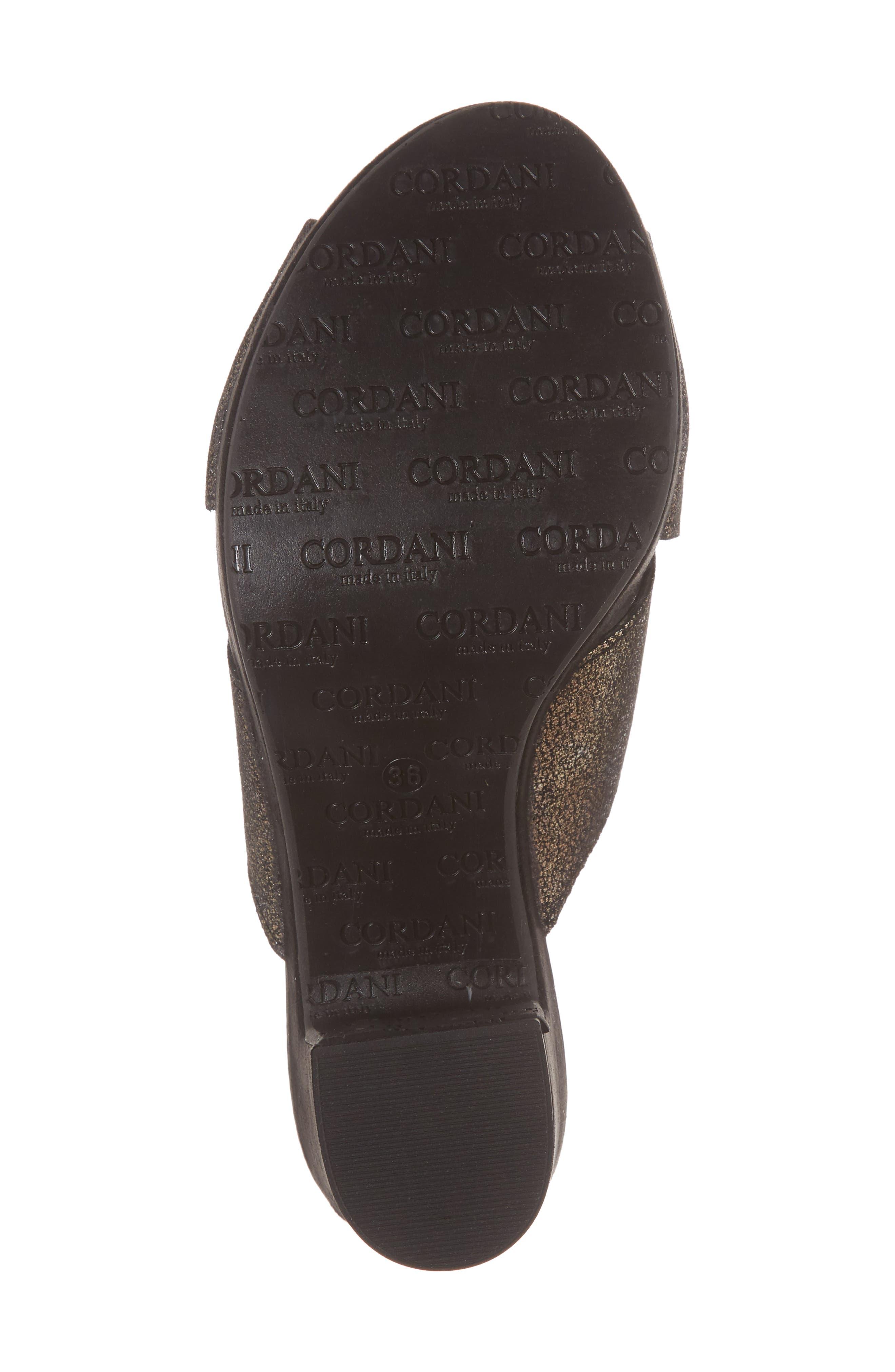Kimbel Platform Slide Sandal,                             Alternate thumbnail 6, color,                             PEWTER SUEDE