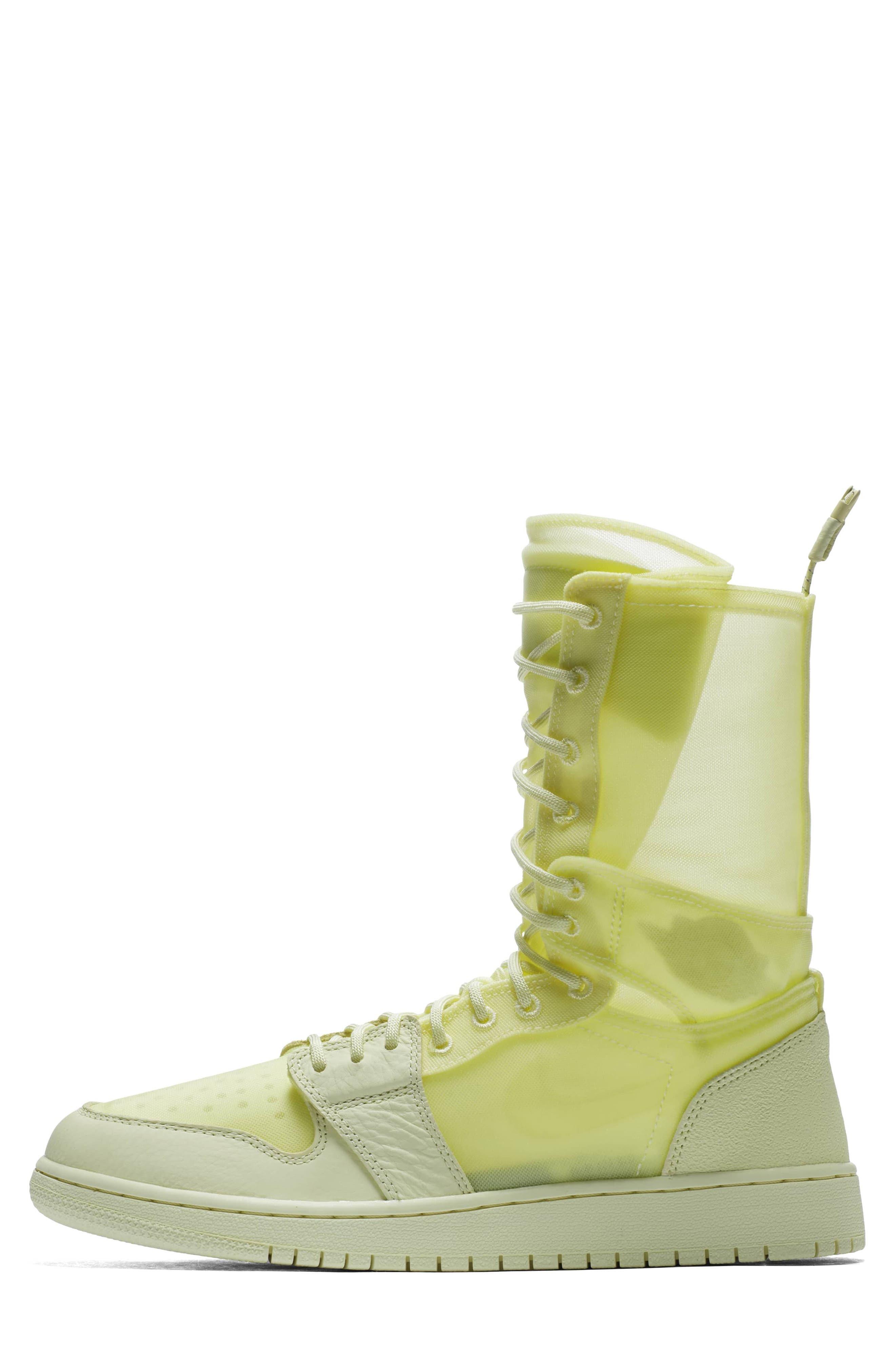 Air Jordan 1 Explorer XX Convertible High Top Sneaker,                             Alternate thumbnail 6, color,