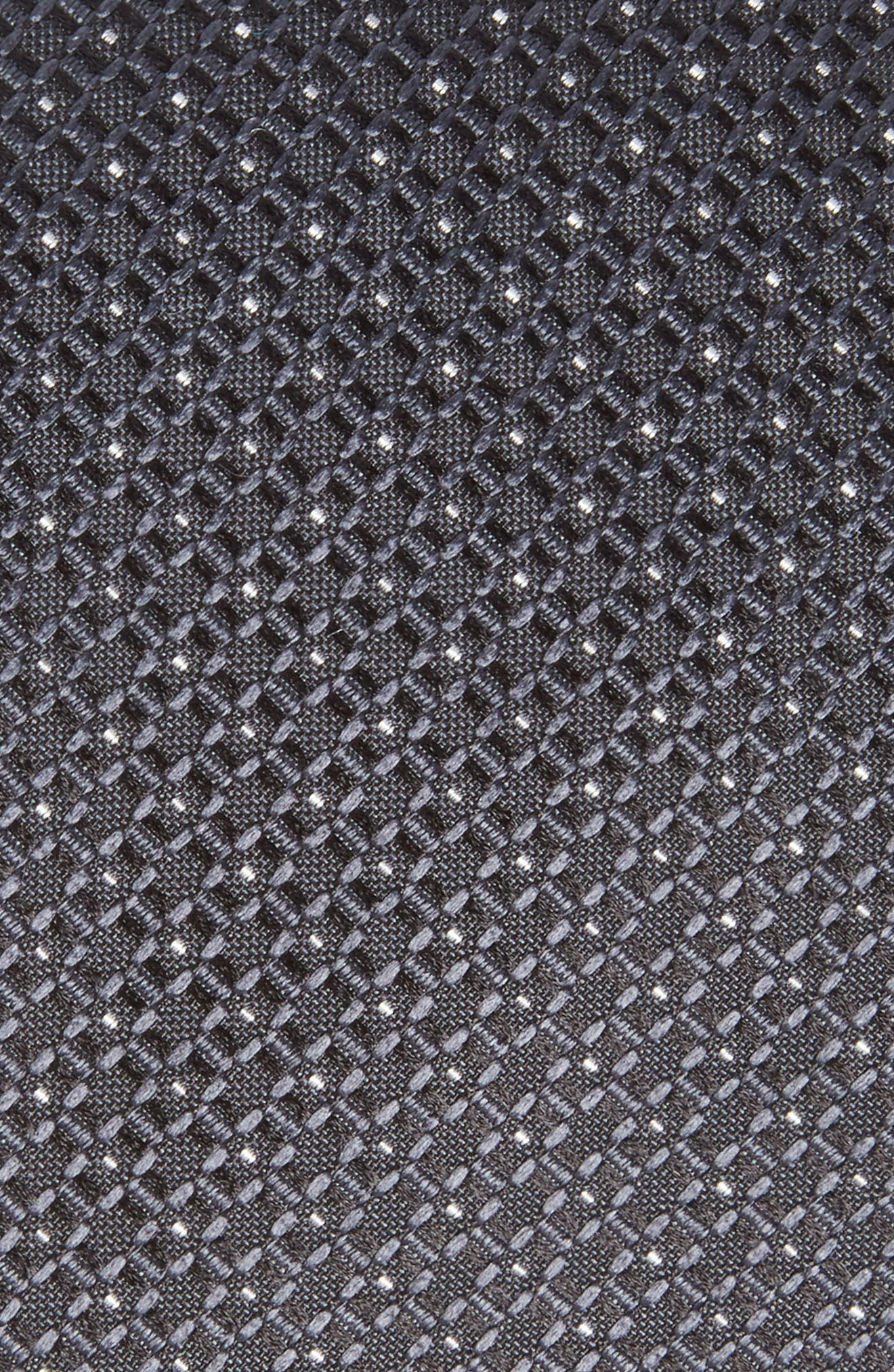 Geometric Silk Tie,                             Alternate thumbnail 2, color,                             200