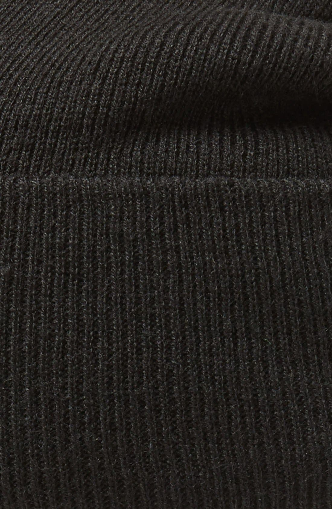 'Abbott' Knit Cap,                             Alternate thumbnail 2, color,                             001
