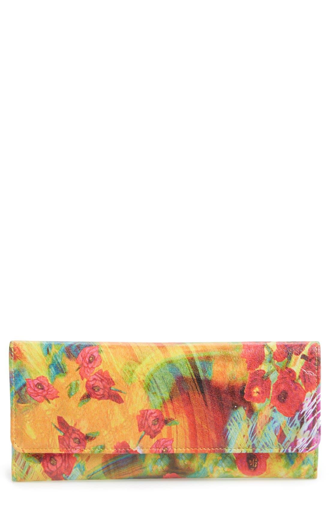 'Sadie' Leather Wallet,                             Main thumbnail 66, color,
