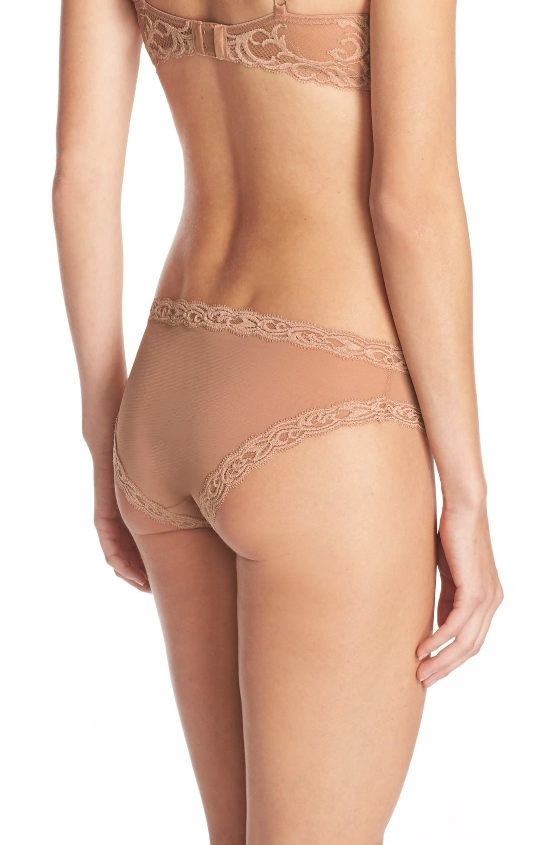Feathers Hipster Briefs,                             Alternate thumbnail 359, color,