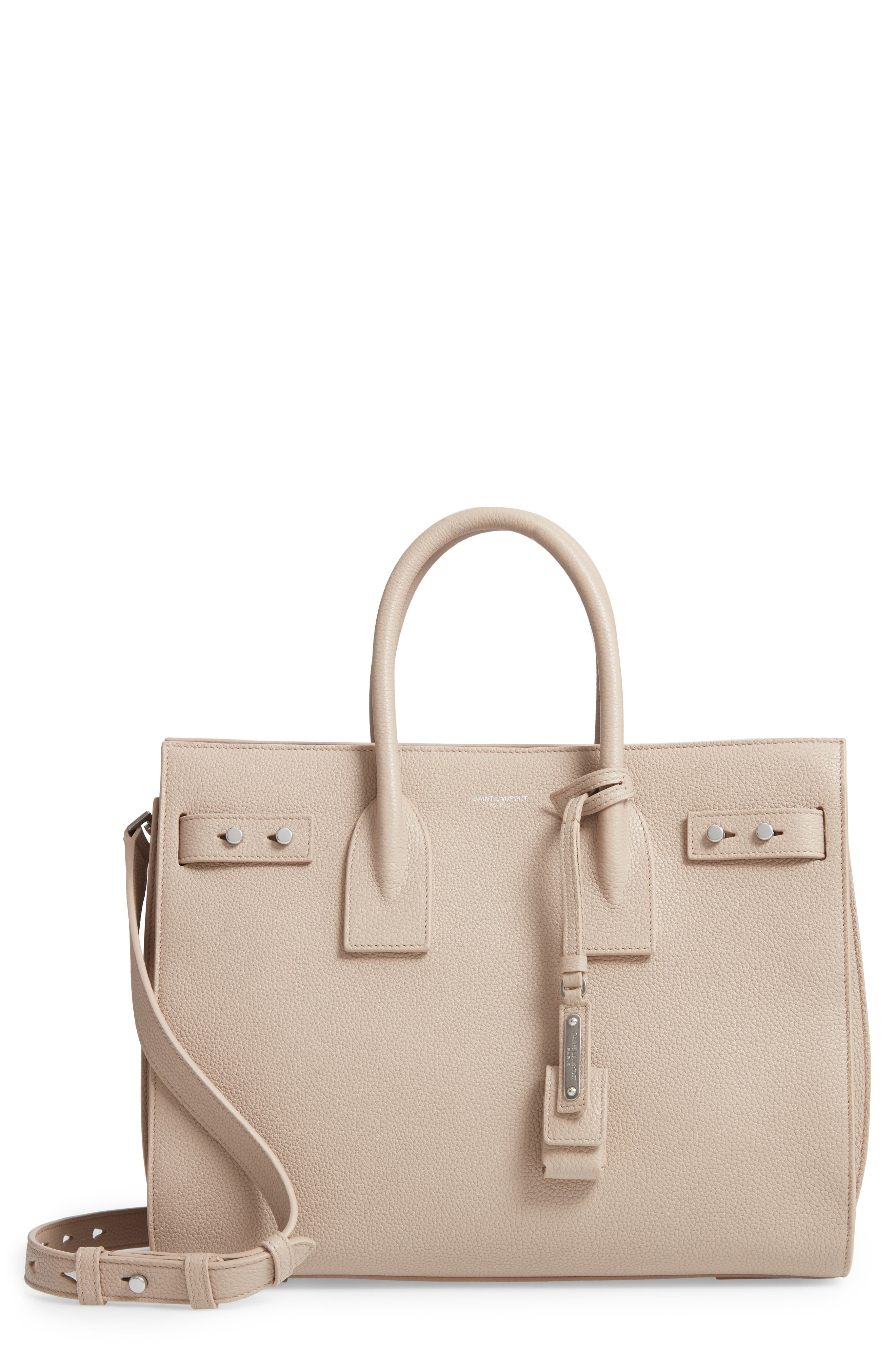 Small Sac de Jour Tote,                         Main,                         color, LIGHT NATURAL