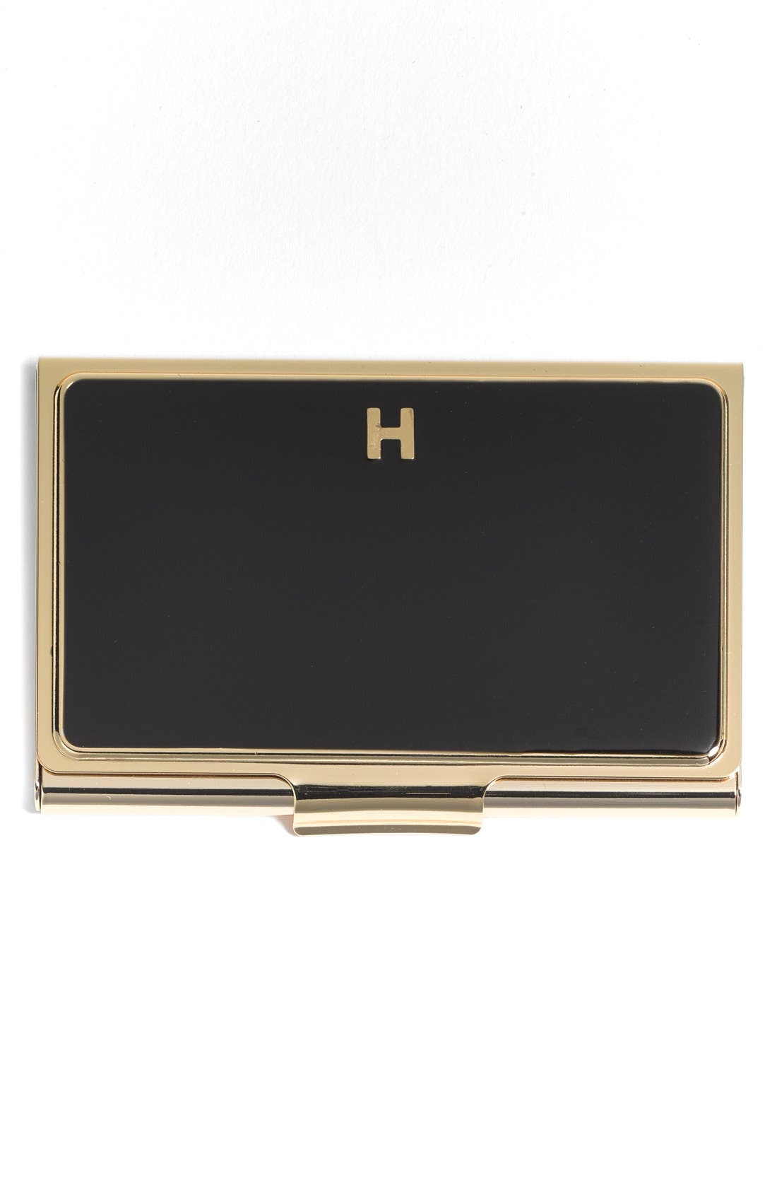 'one in a million' business card holder,                             Main thumbnail 3, color,