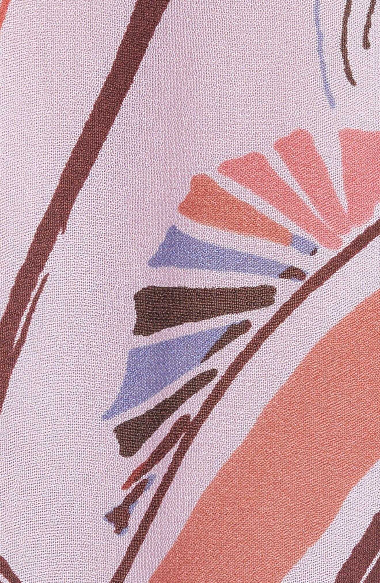 Beneath the Sea Top,                             Alternate thumbnail 5, color,                             LILAC