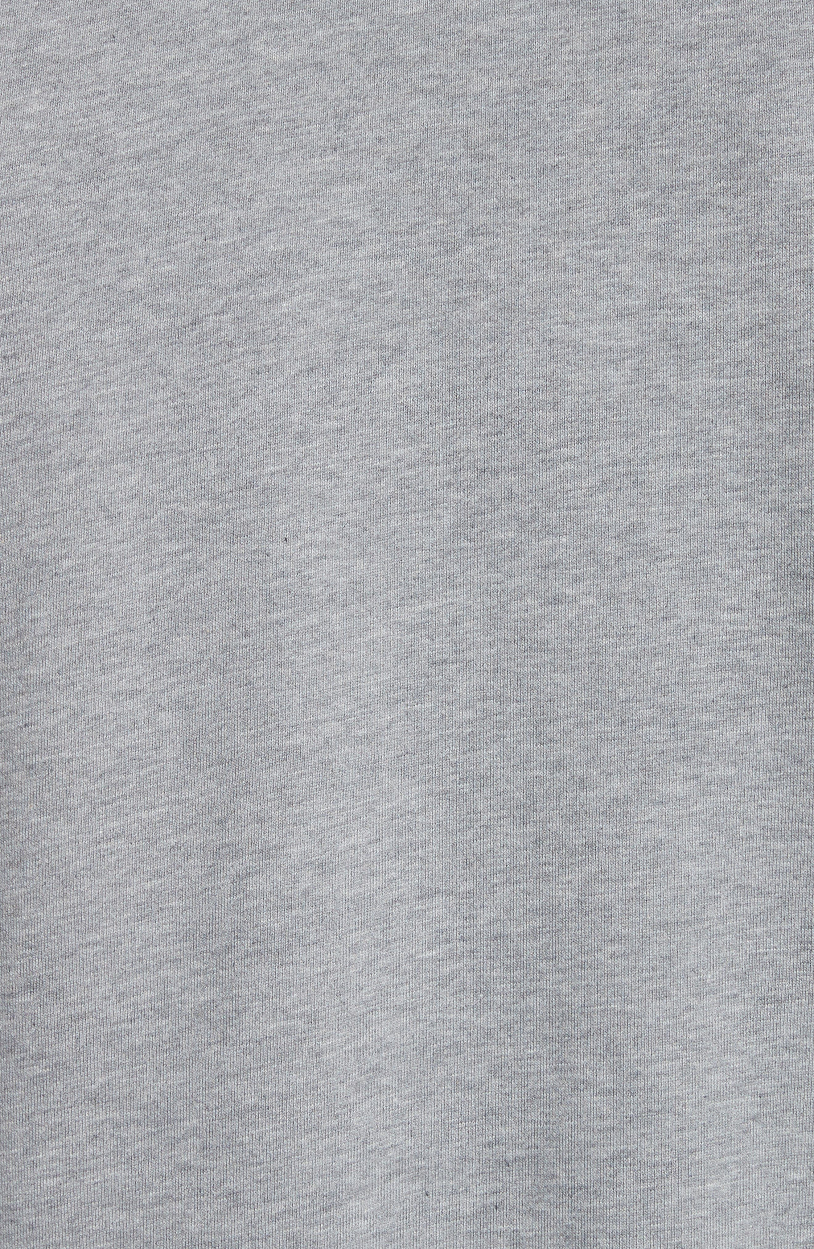Dino Embroidered Crewneck Sweatshirt,                             Alternate thumbnail 5, color,