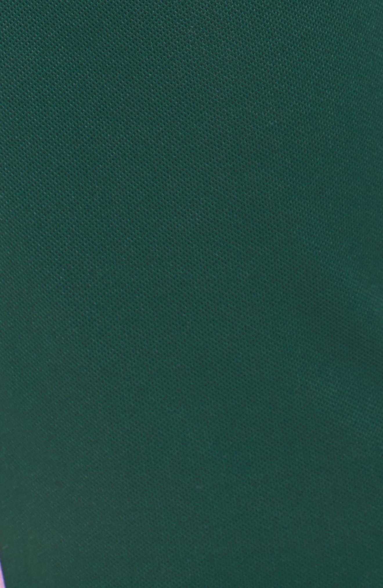Jolie Crop Pants,                             Alternate thumbnail 6, color,                             EDEN/ PINK