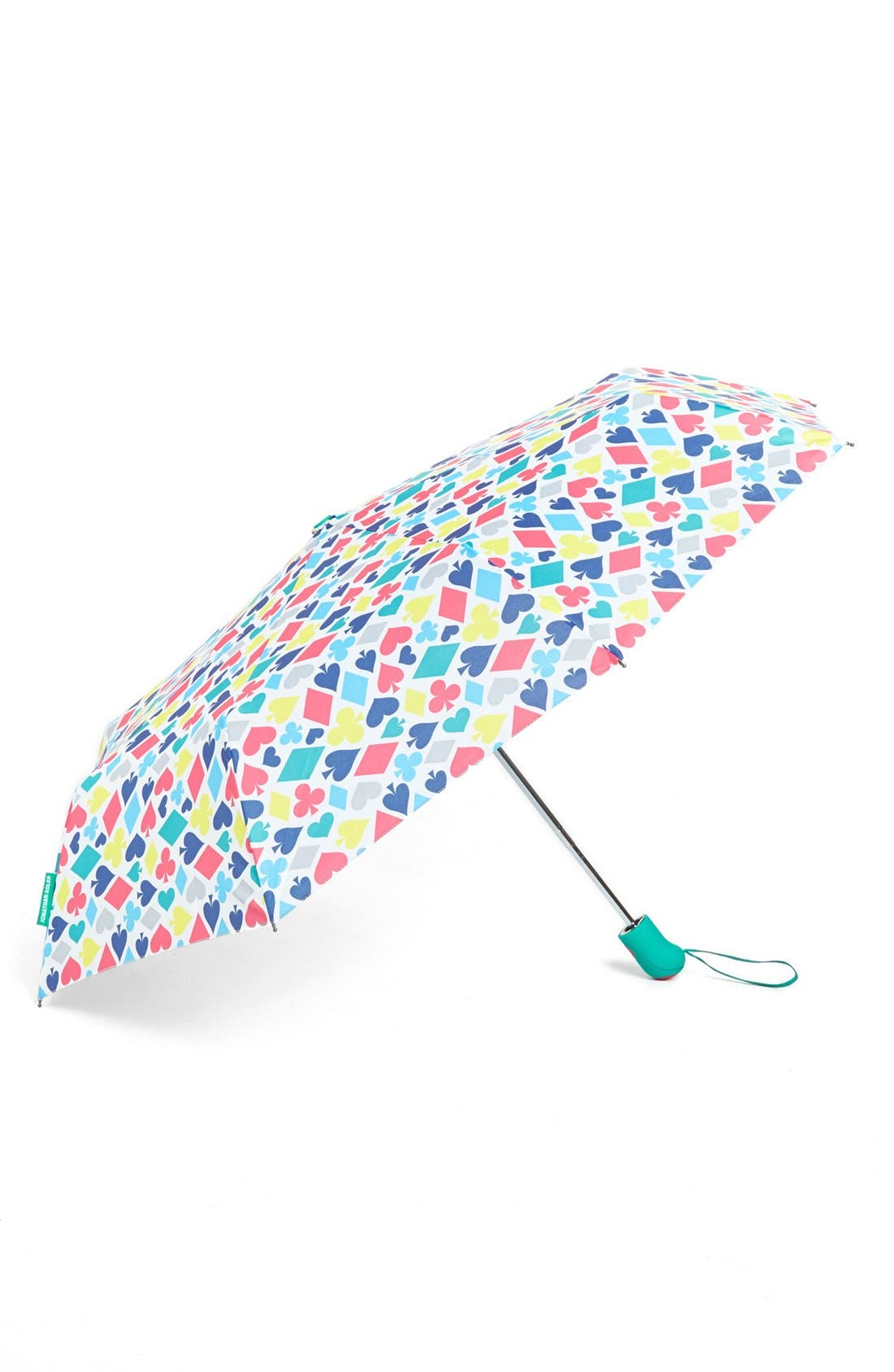 'House of Cards' Umbrella,                             Main thumbnail 1, color,                             100