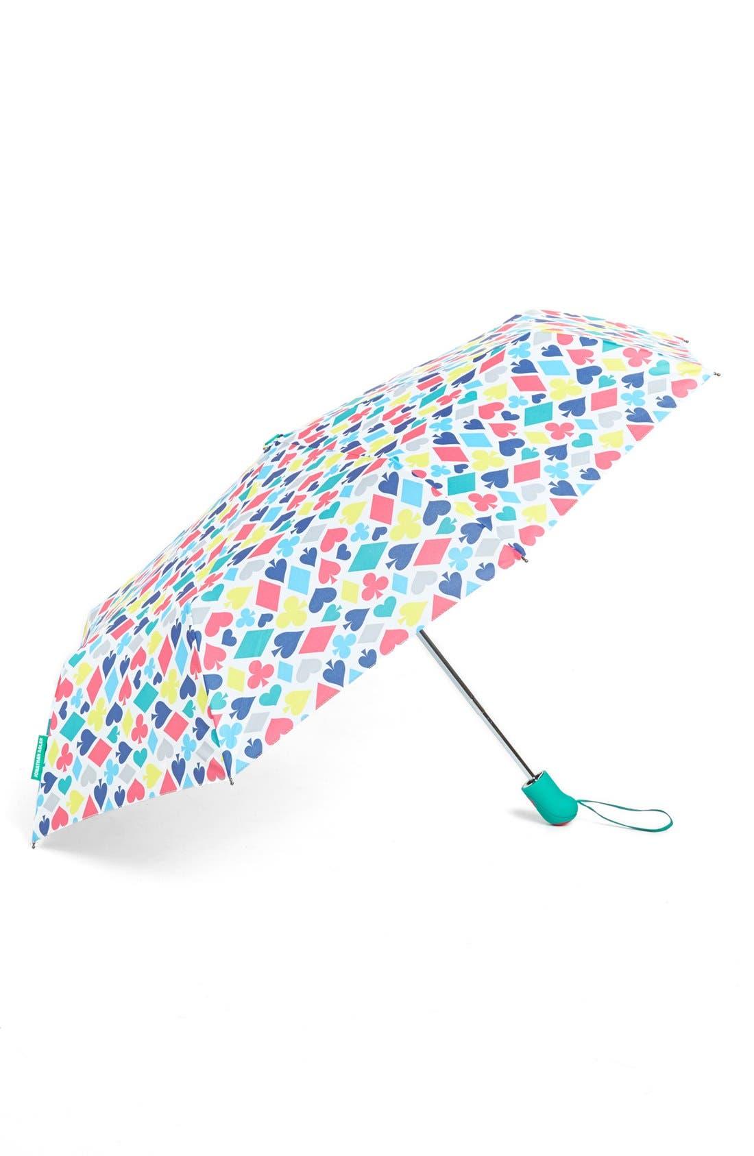 'House of Cards' Umbrella,                         Main,                         color, 100