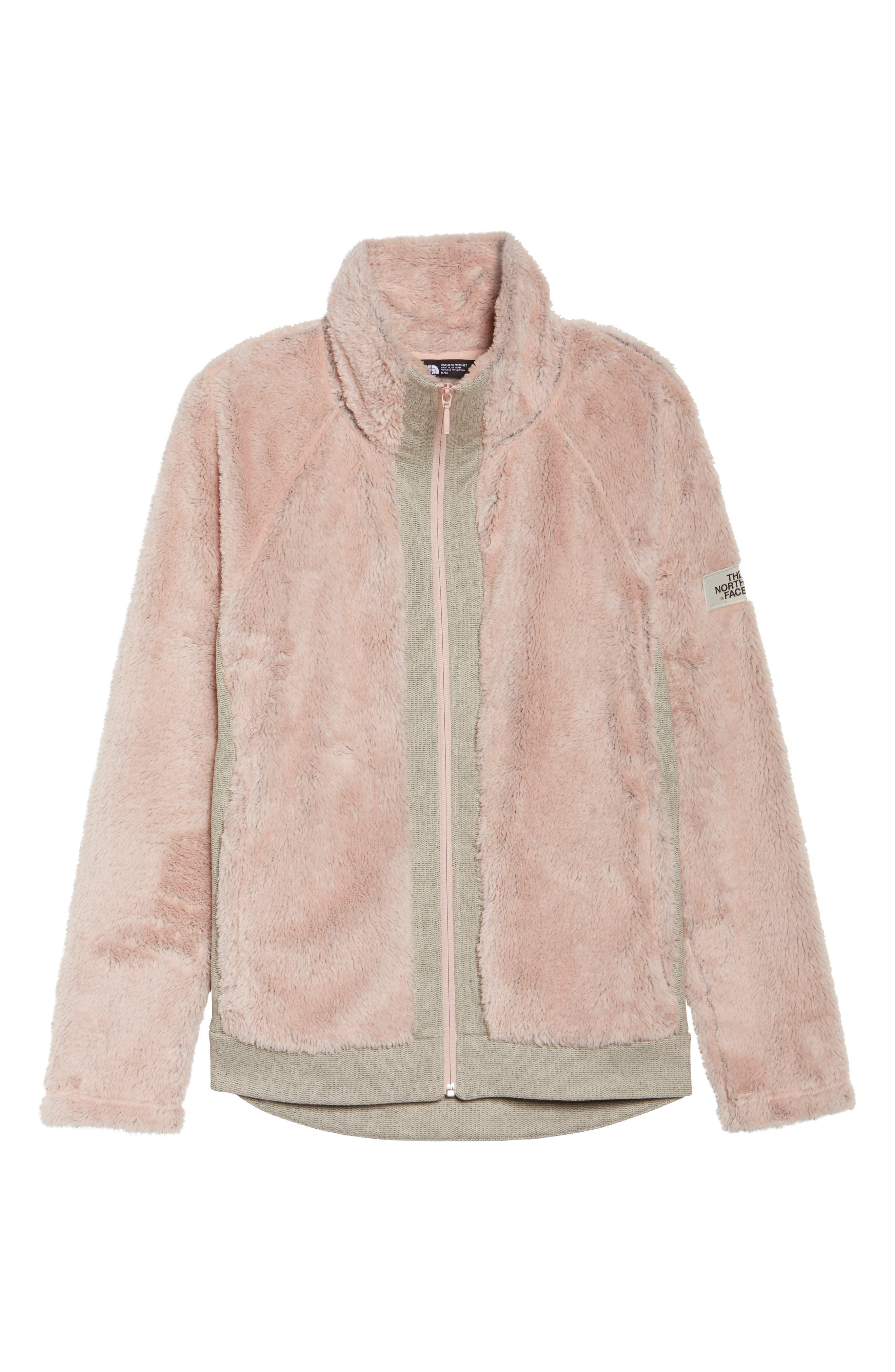 Furry Fleece Jacket,                             Alternate thumbnail 35, color,