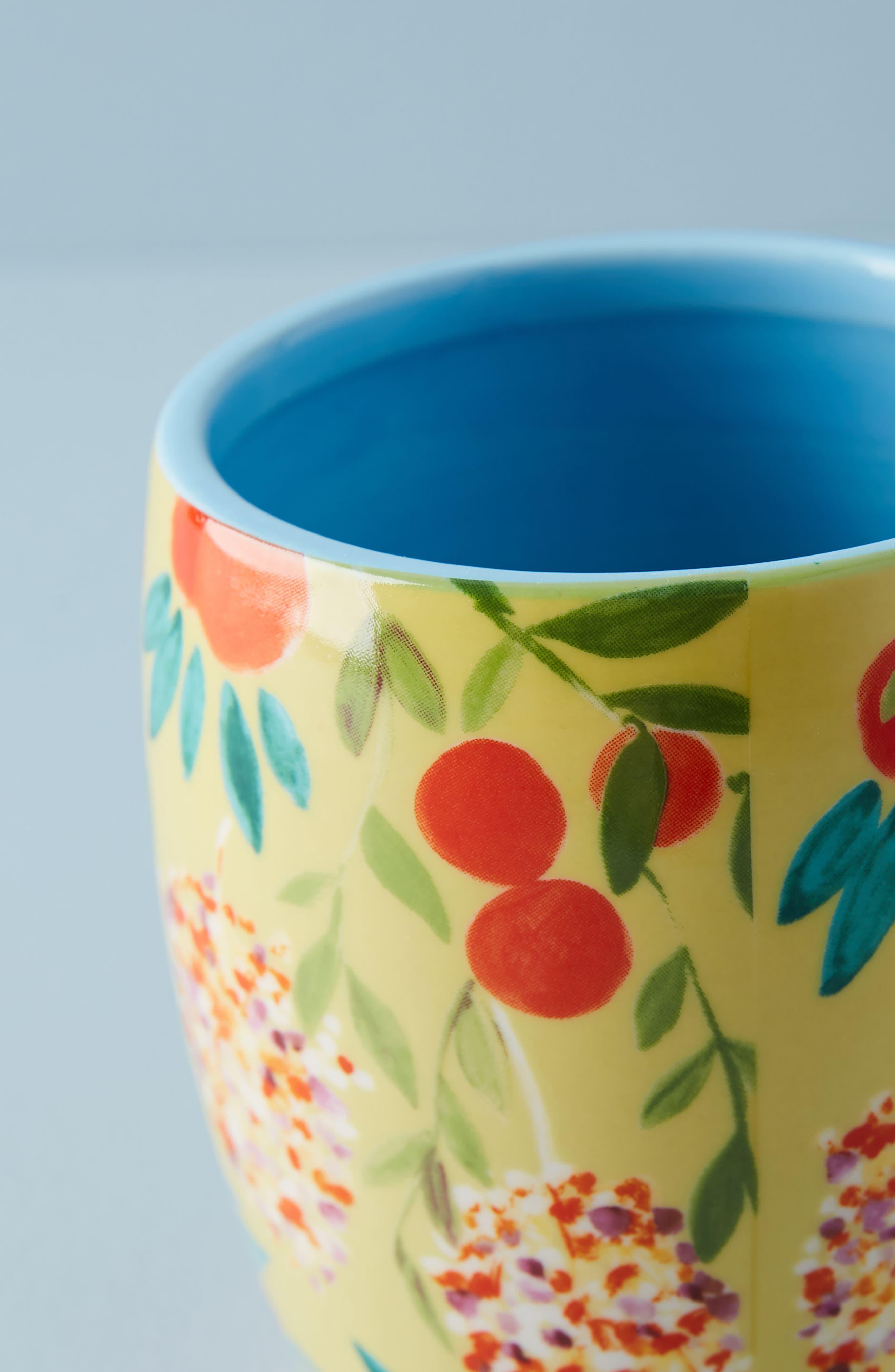 Sisters Gulassa Floral Pot,                             Alternate thumbnail 2, color,