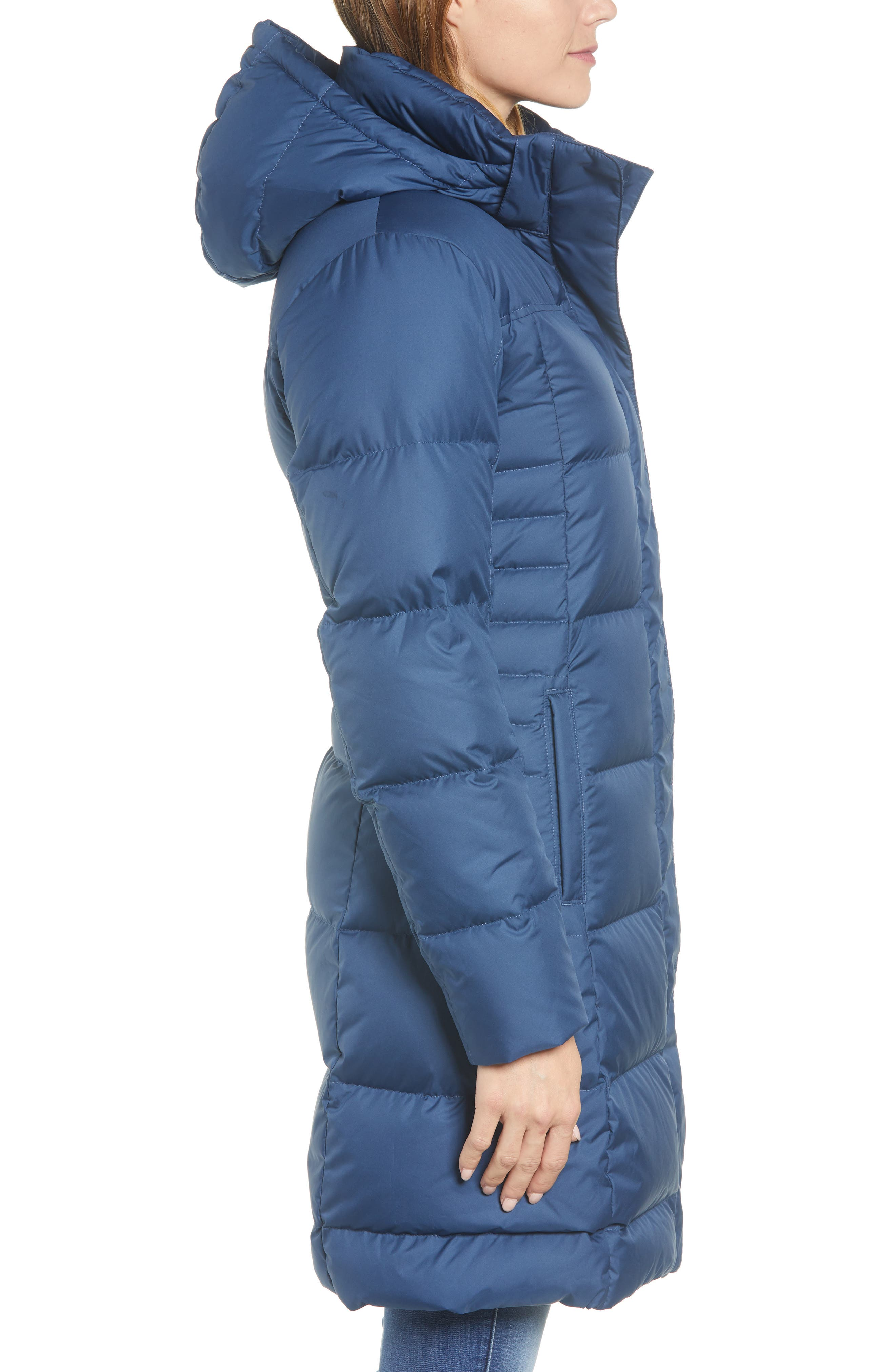 'Down with It' Water RepellentParka,                             Alternate thumbnail 3, color,                             401