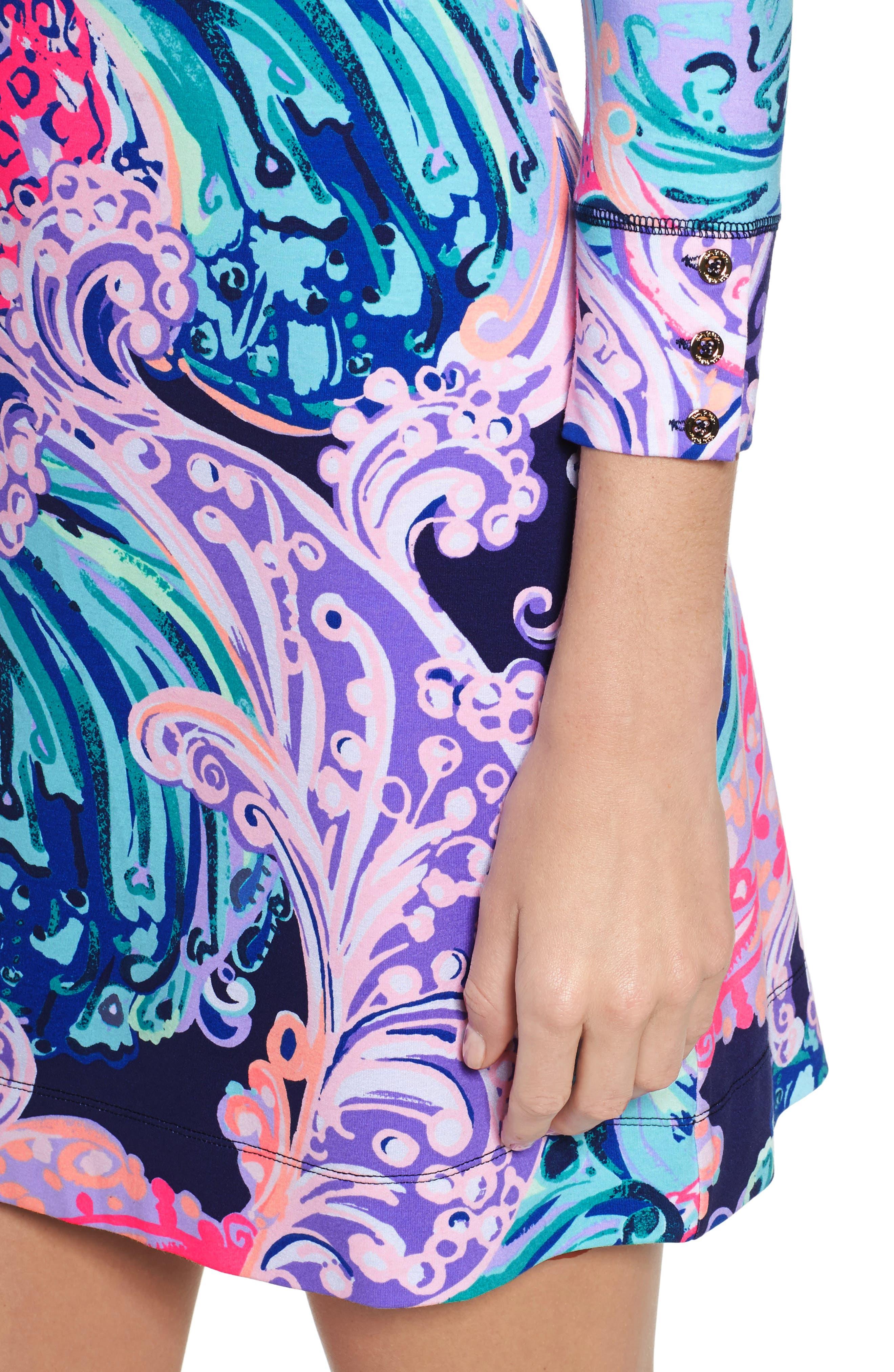 Sophie UPF 50+ Dress,                             Alternate thumbnail 4, color,                             599