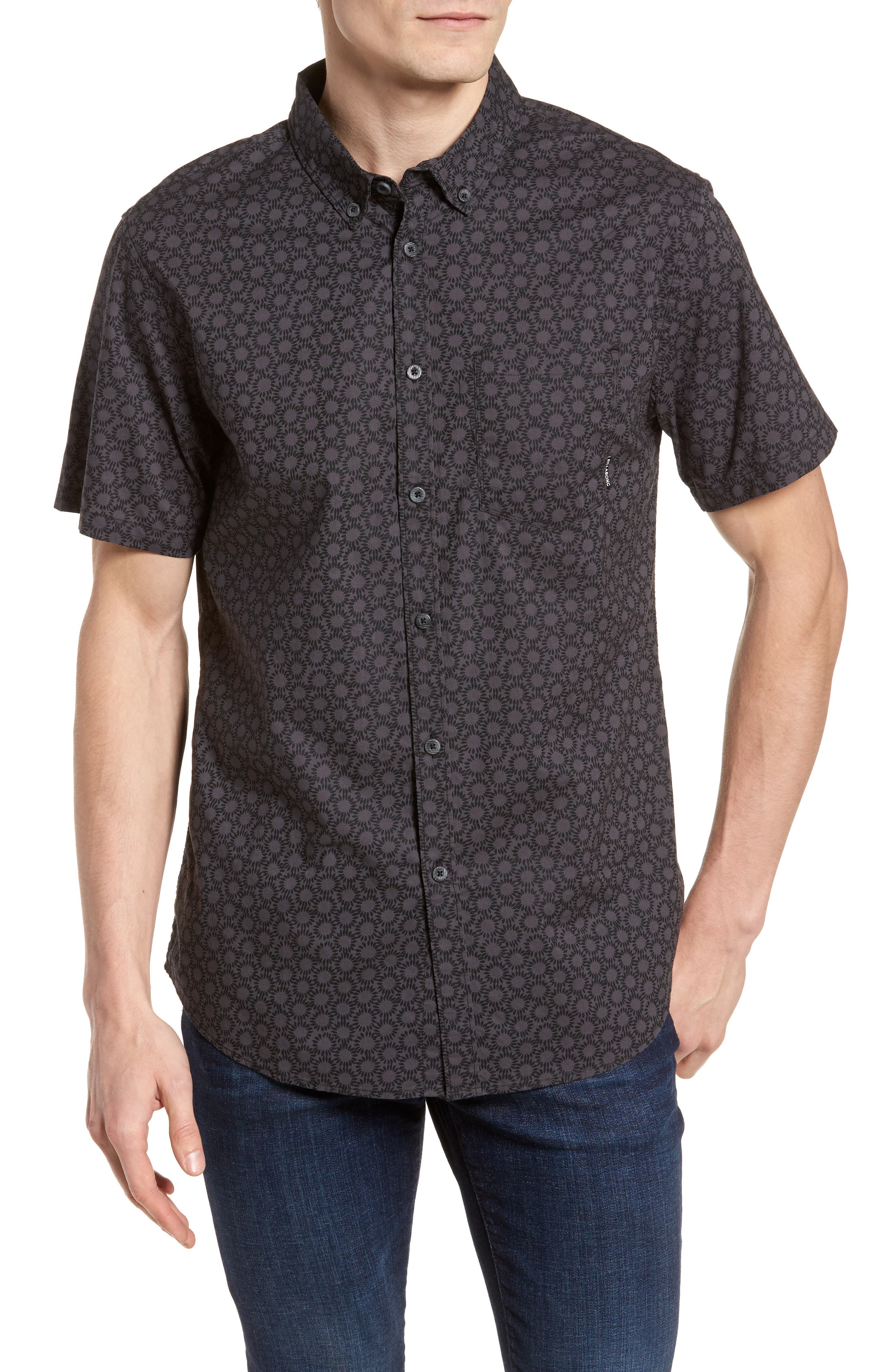 Sundays Sport Shirt,                         Main,                         color, 001