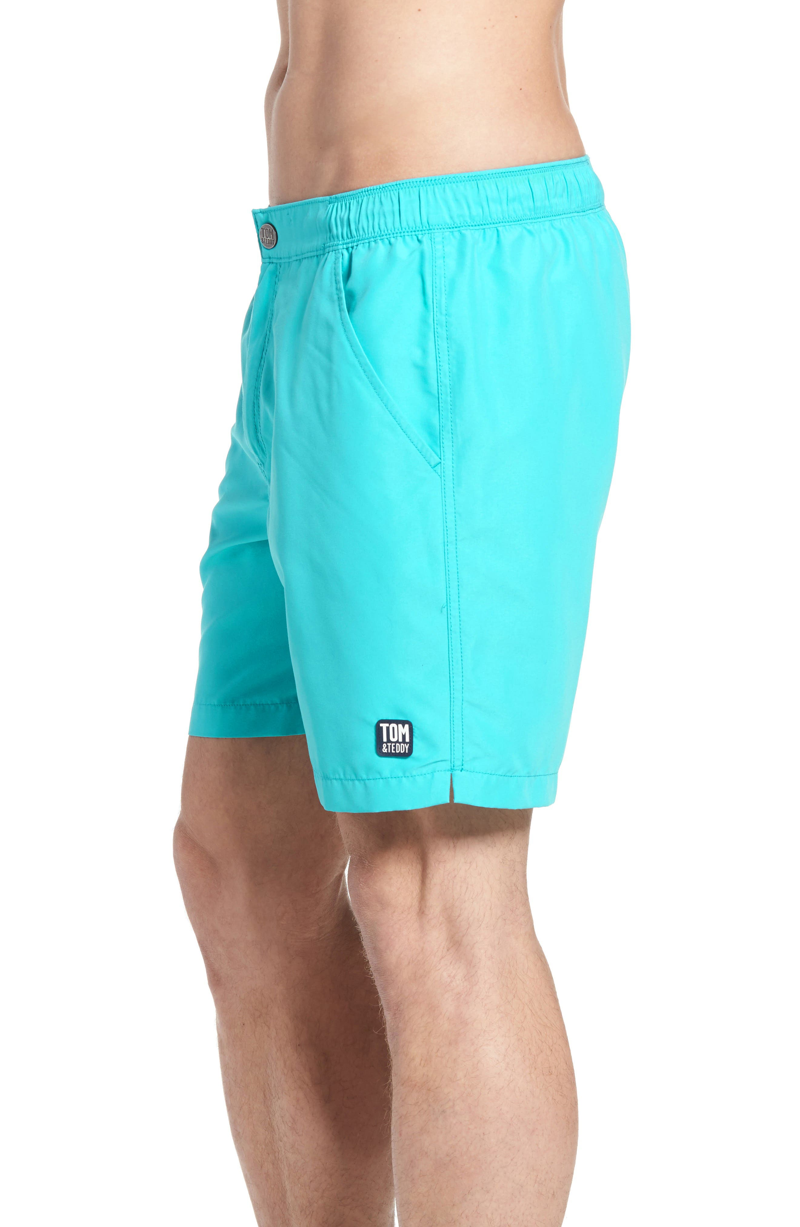 Swim Trunks,                             Alternate thumbnail 3, color,                             430