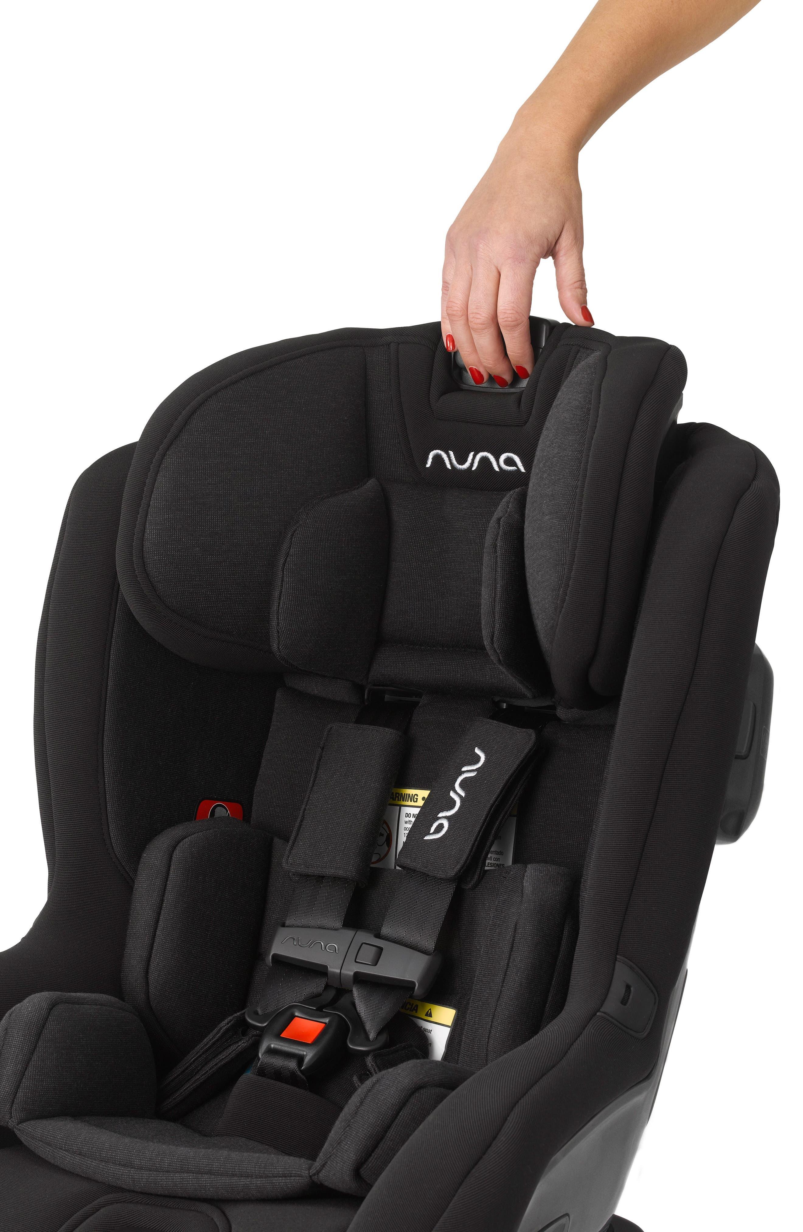 NUNA,                             RAVA<sup>™</sup> Convertible Car Seat,                             Alternate thumbnail 6, color,                             VERONA CAVIAR
