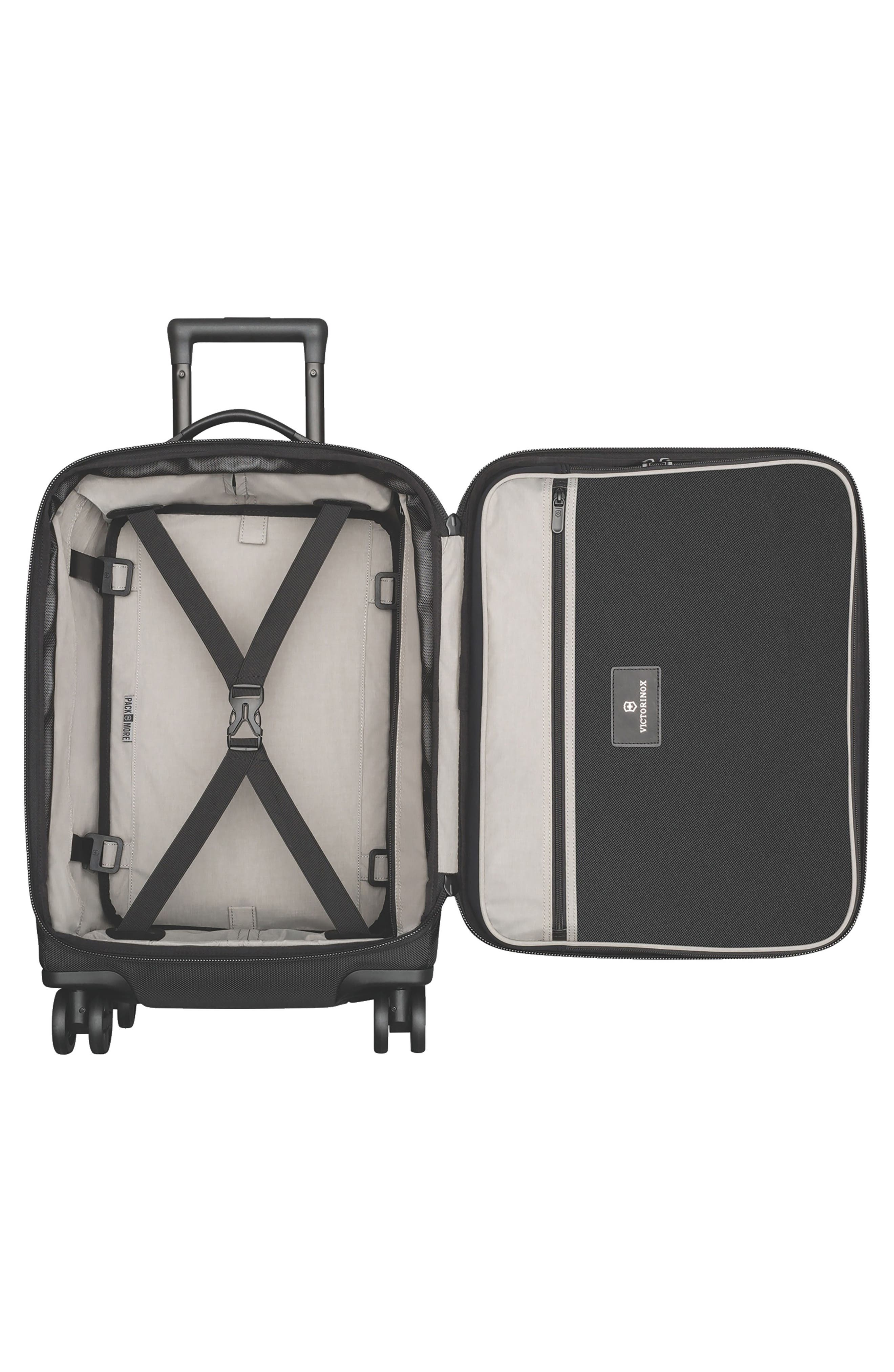 Lexicon 2.0 24-Inch Wheeled Suitcase,                             Alternate thumbnail 2, color,                             BLACK