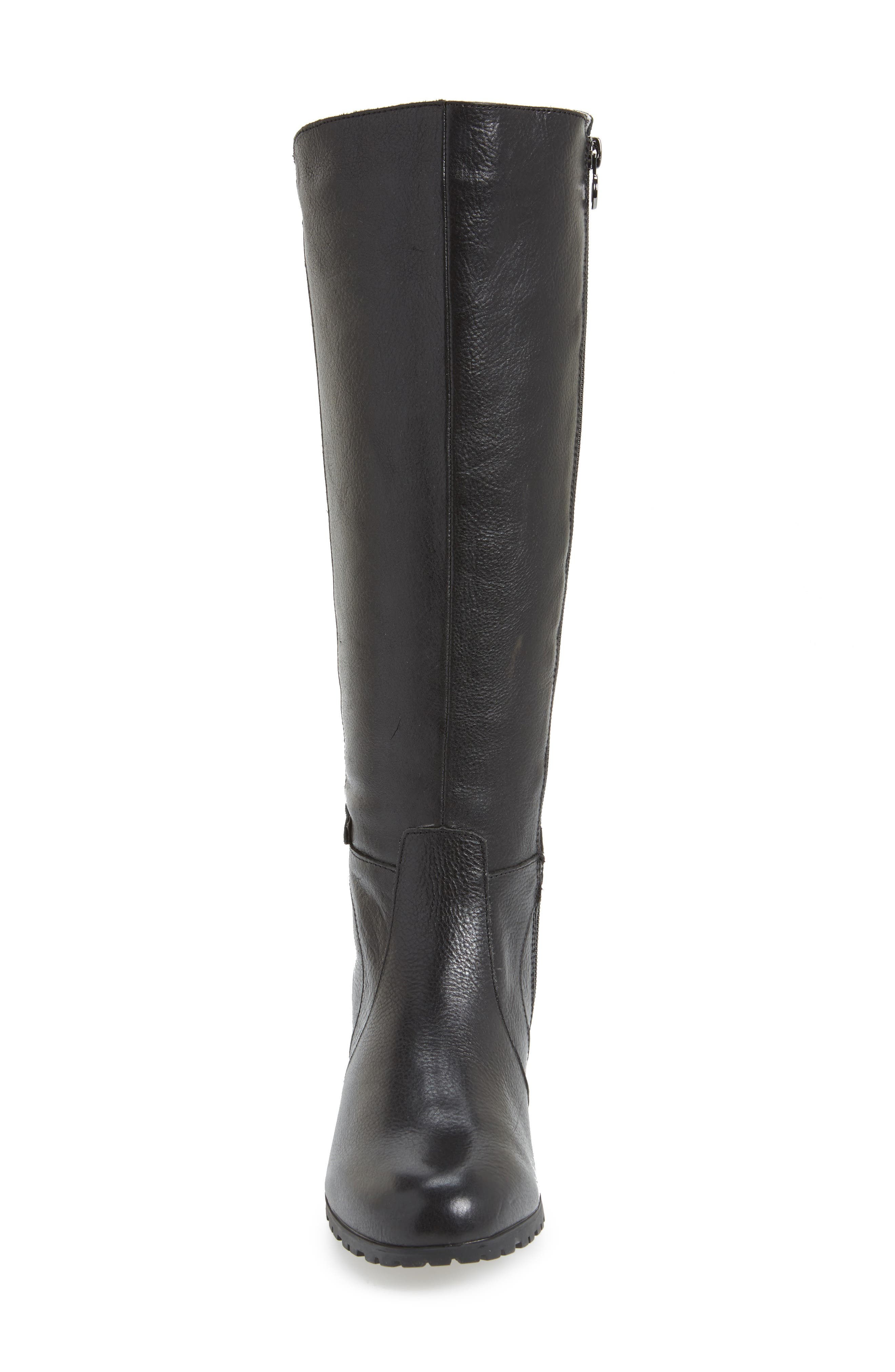 Chai Water-Resistant Boot,                             Alternate thumbnail 4, color,                             001