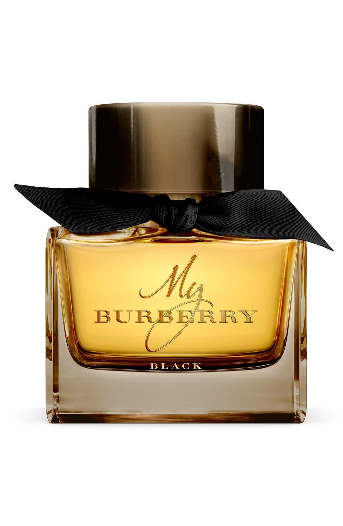 Burberry My Burberry Black Parfum Spray,                             Main thumbnail 1, color,                             NO COLOR