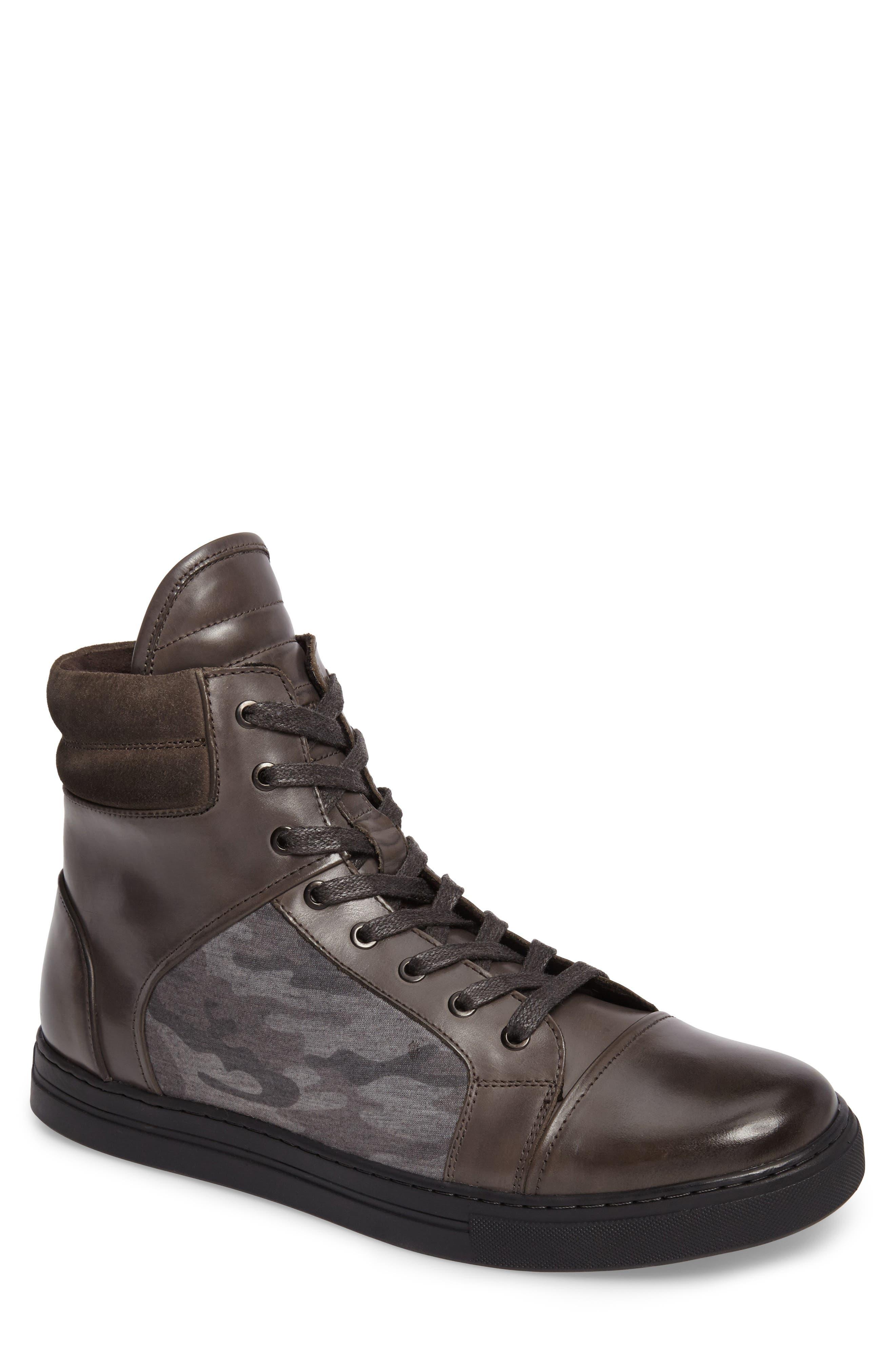 Double Header Sneaker,                             Main thumbnail 1, color,                             020