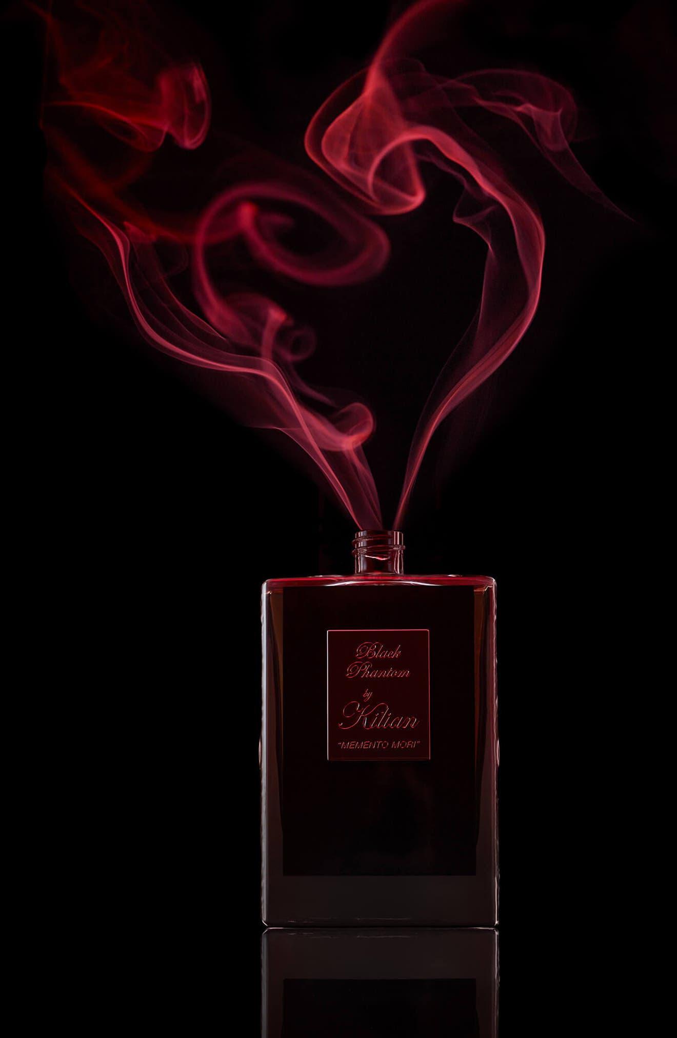 Black Phantom Memento Mori Eau de Parfum Refillable Spray,                             Alternate thumbnail 5, color,                             NO COLOR