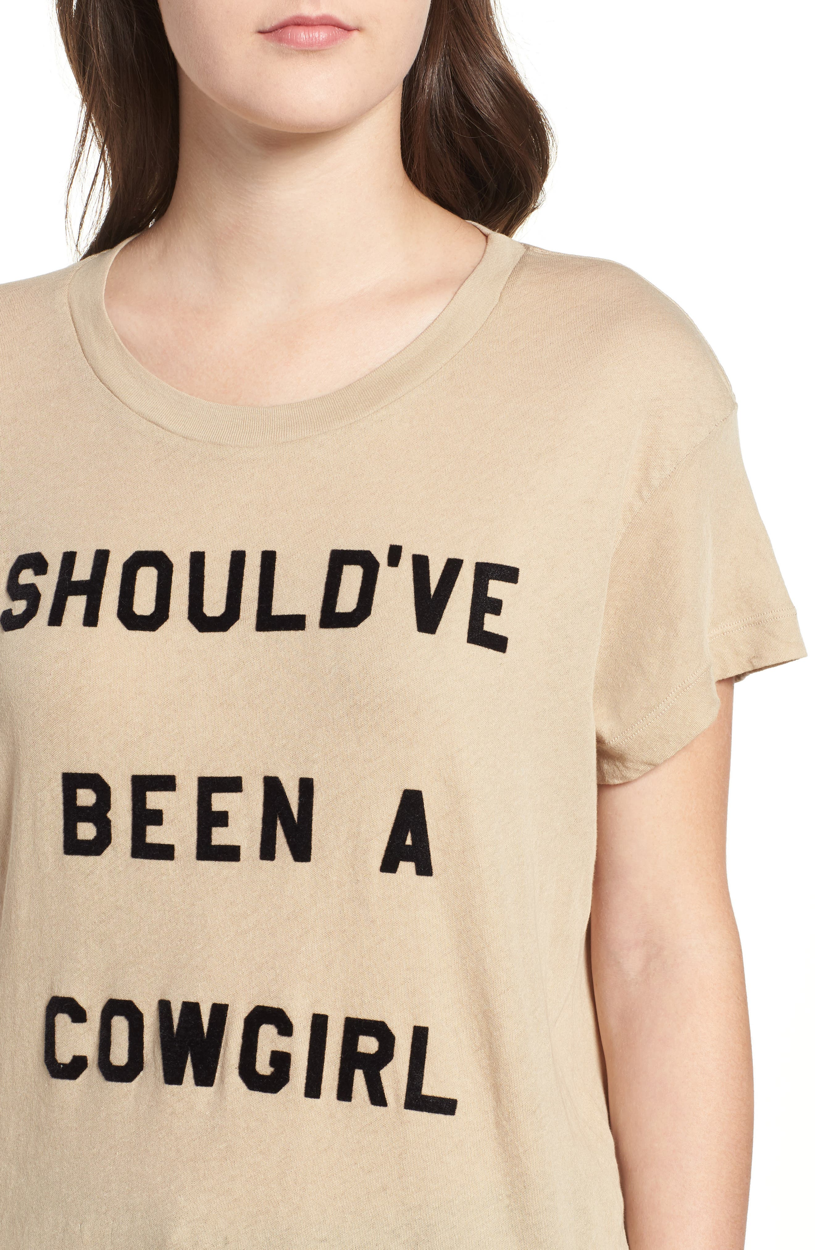 Cowgirl Tee,                             Alternate thumbnail 4, color,                             250