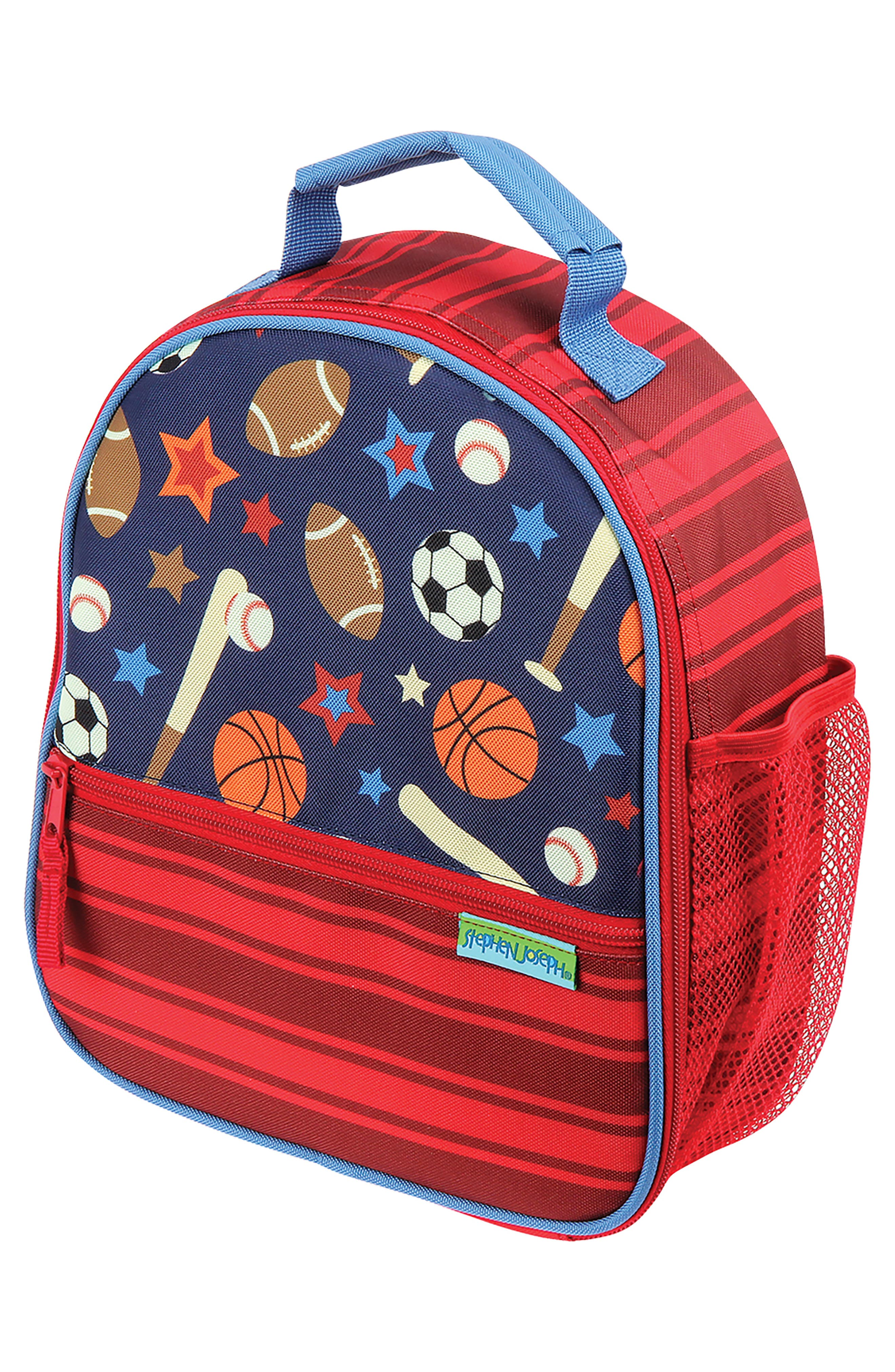 STEPHEN JOSEPH,                             Sports Backpack & Lunchbox,                             Alternate thumbnail 6, color,                             SPORTS