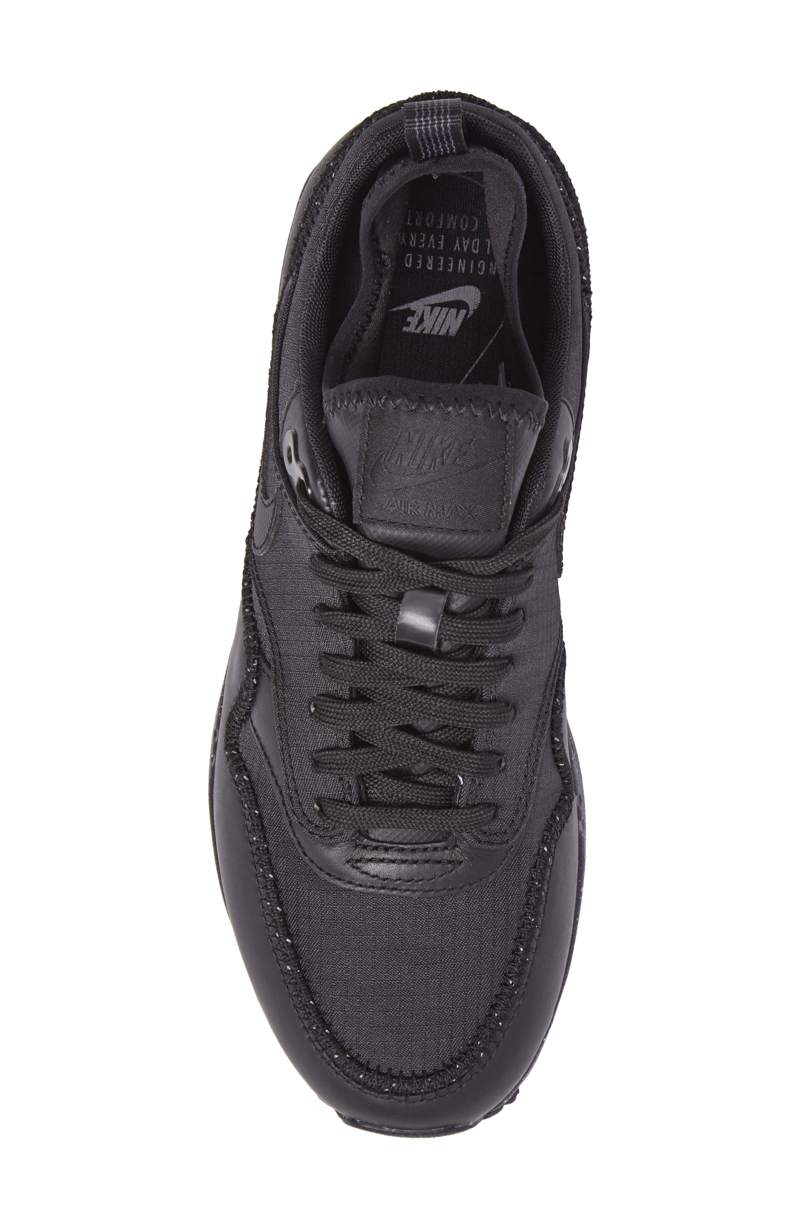 Air Max 1 Ultra 2.0 SI Sneaker,                             Alternate thumbnail 5, color,                             002