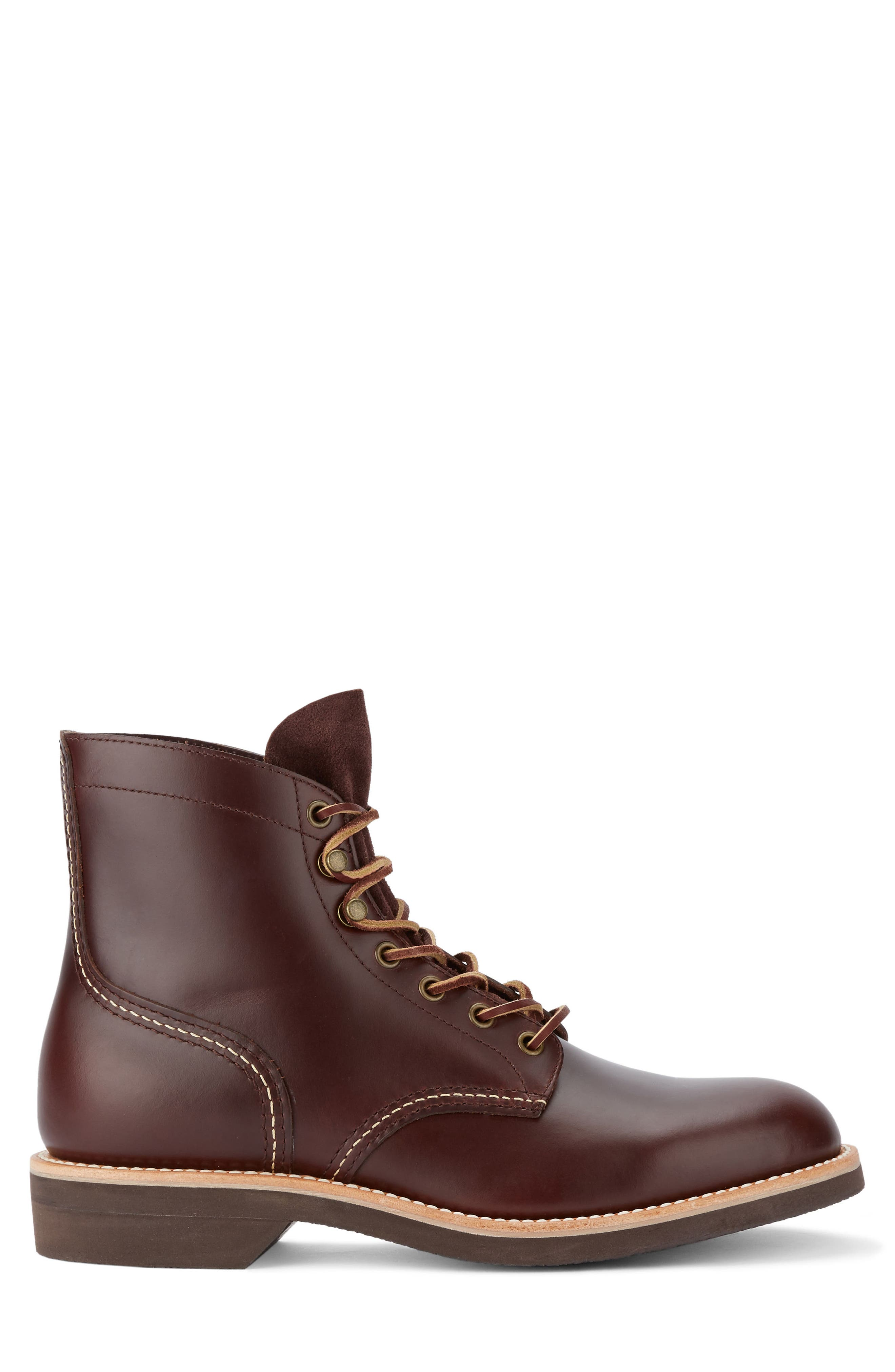 Reid Plain Toe Boot,                             Alternate thumbnail 6, color,