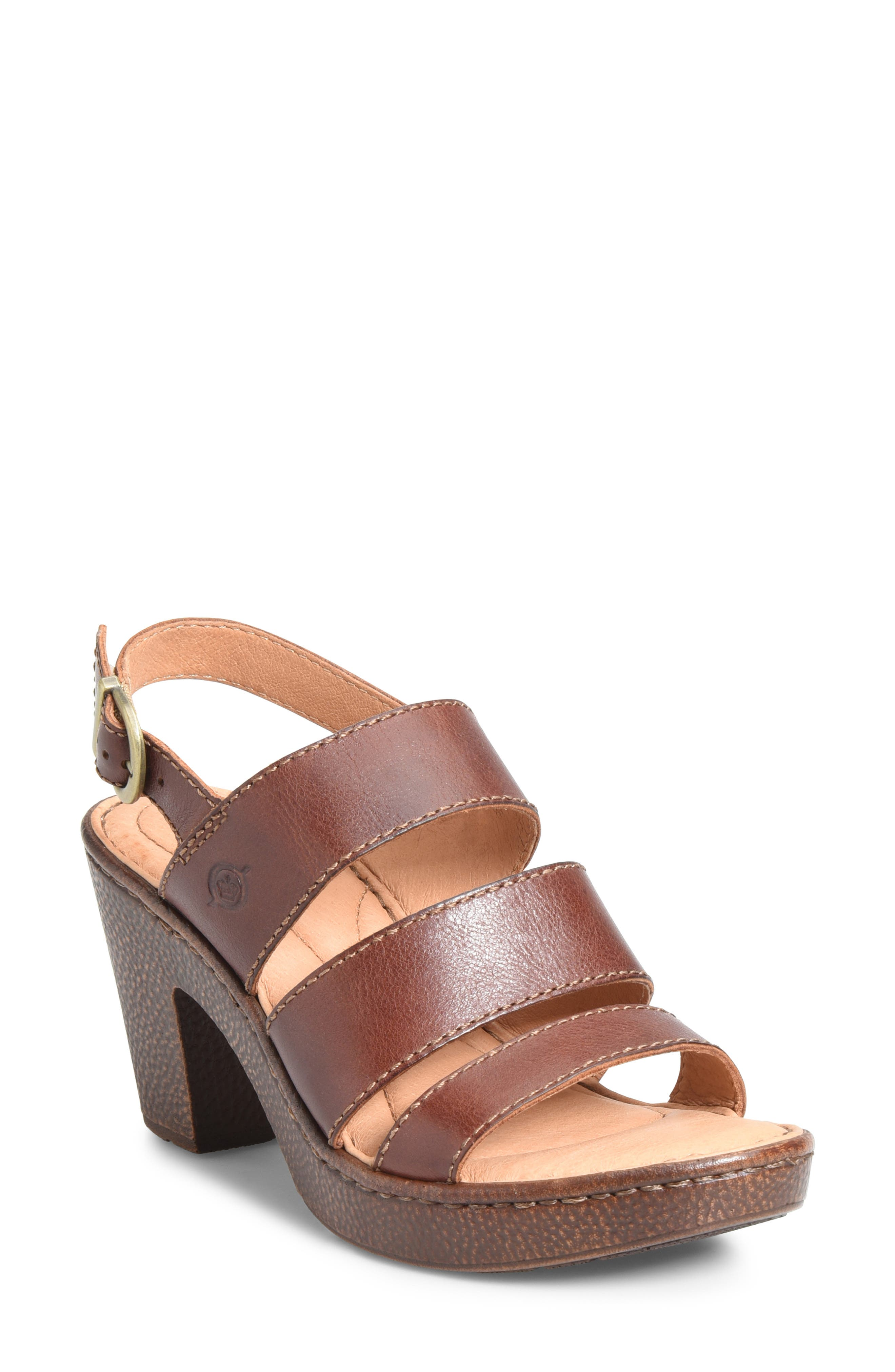 B?rn Warner Sandal, Brown