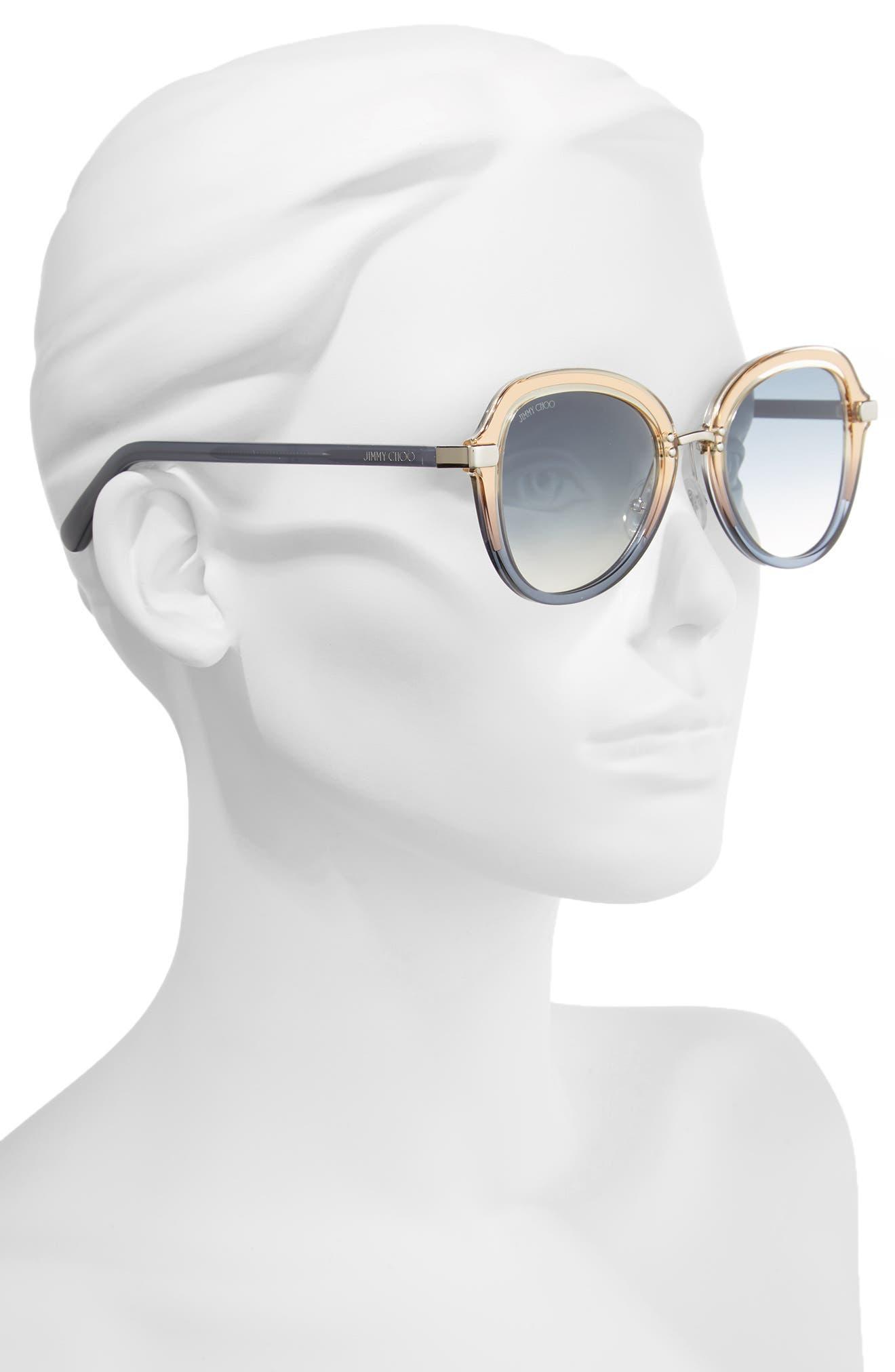 Drees 51mm Gradient Sunglasses,                             Alternate thumbnail 2, color,                             300