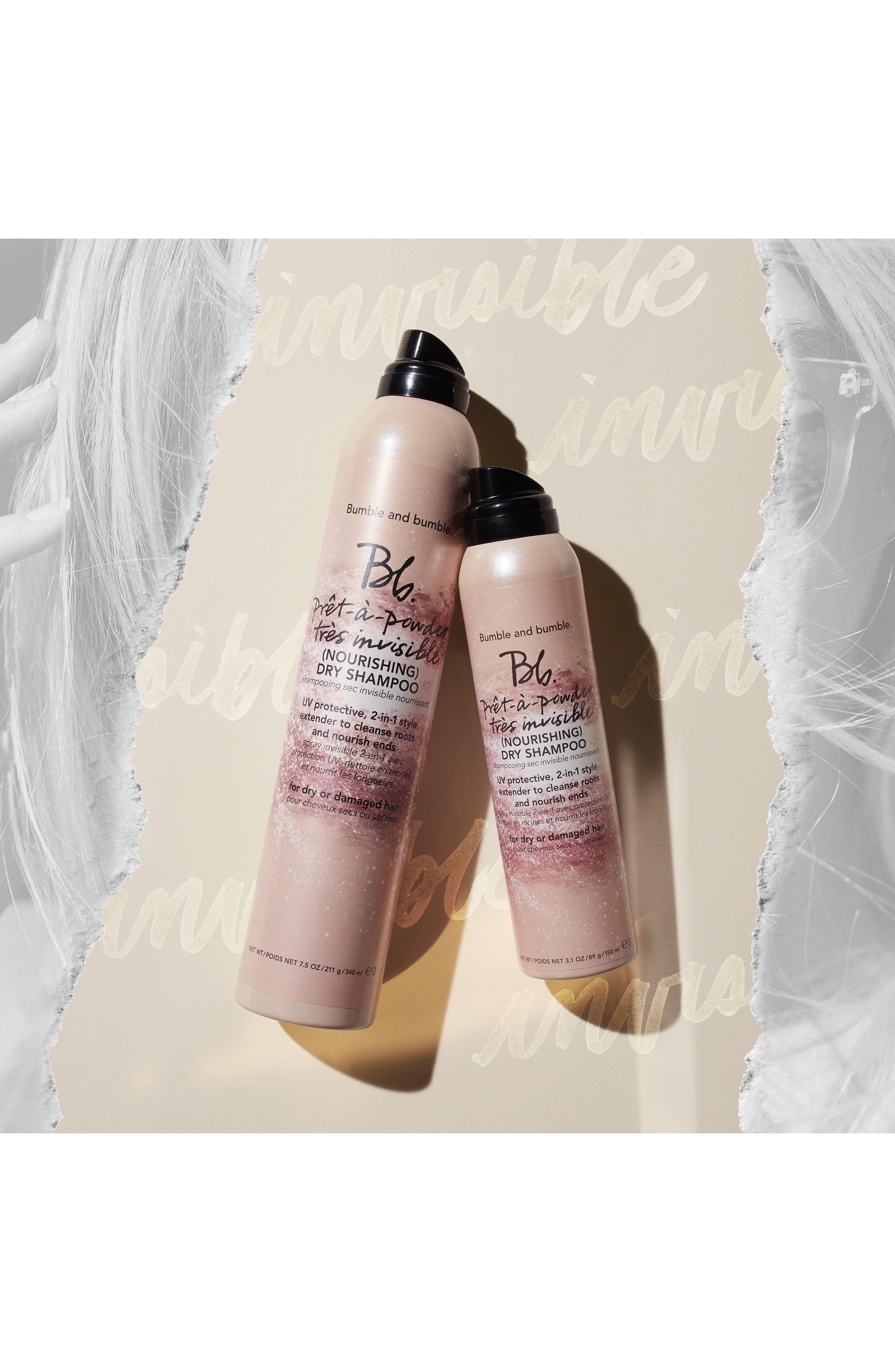 BUMBLE AND BUMBLE,                             Prêt-a-Powder Très Invisible Nourishing Dry Shampoo,                             Alternate thumbnail 6, color,                             NO COLOR