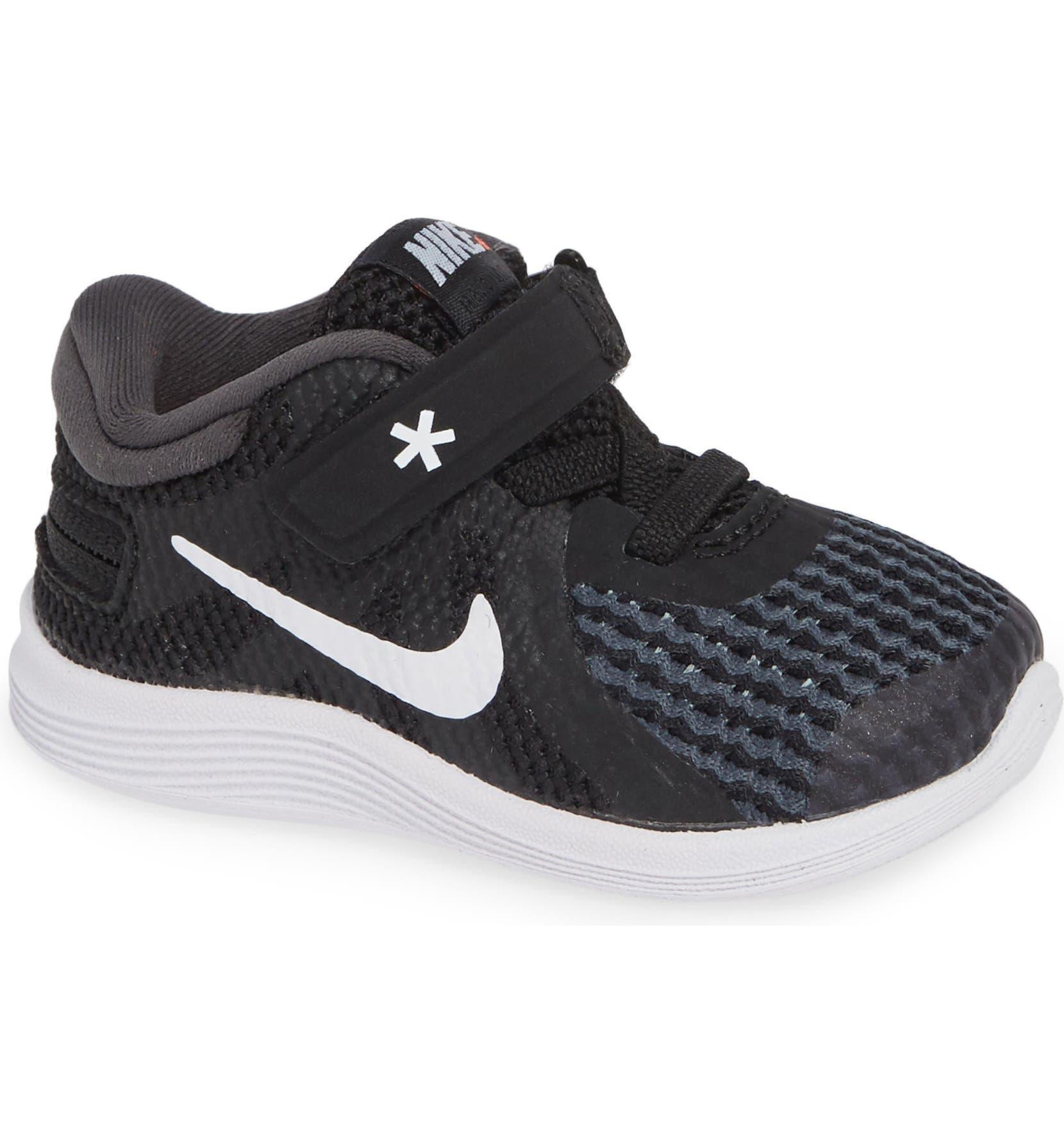 5854dc7d310 Nike Revolution 4 Flyease Sneaker (Baby