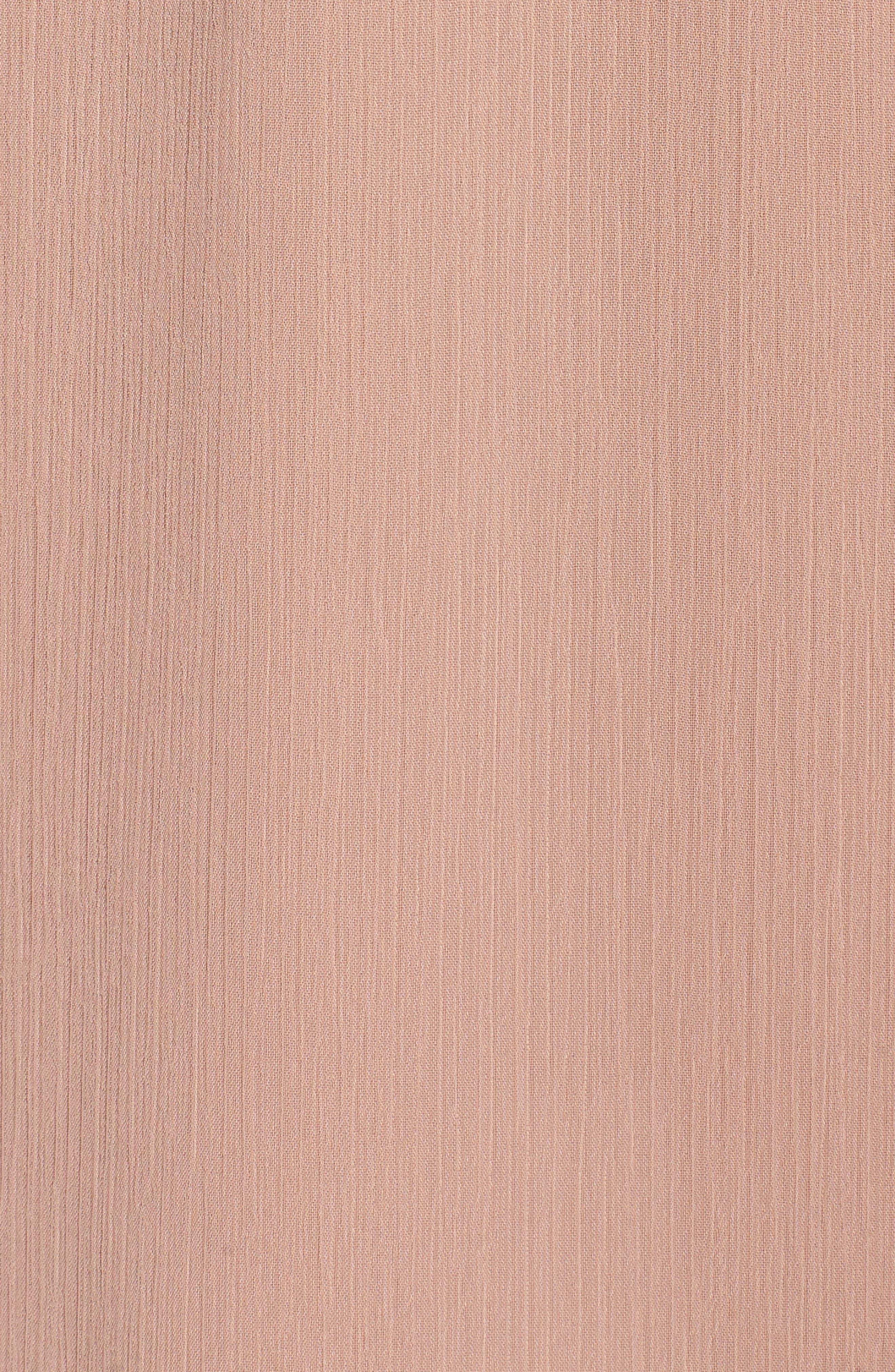 Split Sleeve Ruffle Maxi Dress,                             Alternate thumbnail 5, color,                             682