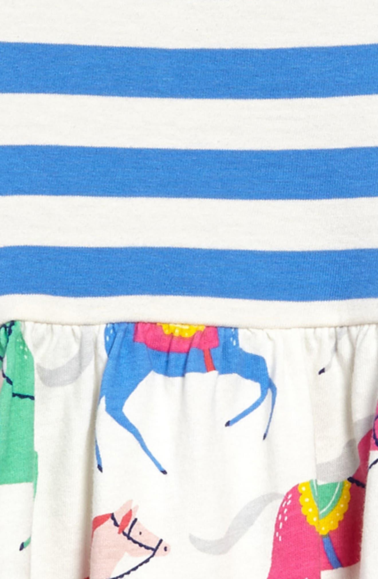 Hotchpotch Jersey Dress,                             Alternate thumbnail 12, color,