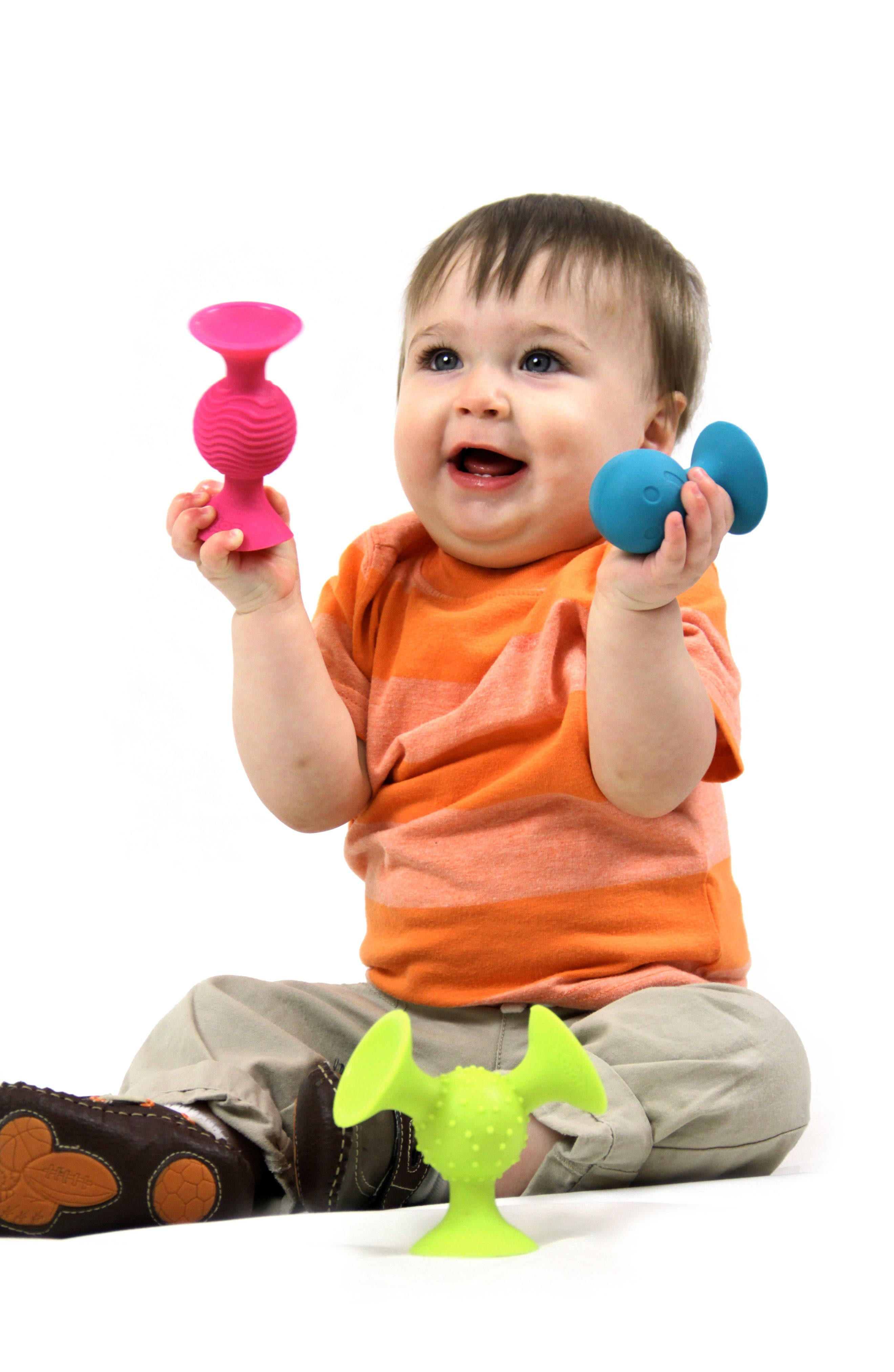 pipSquigz 3-Piece Suction Toy,                             Alternate thumbnail 4, color,