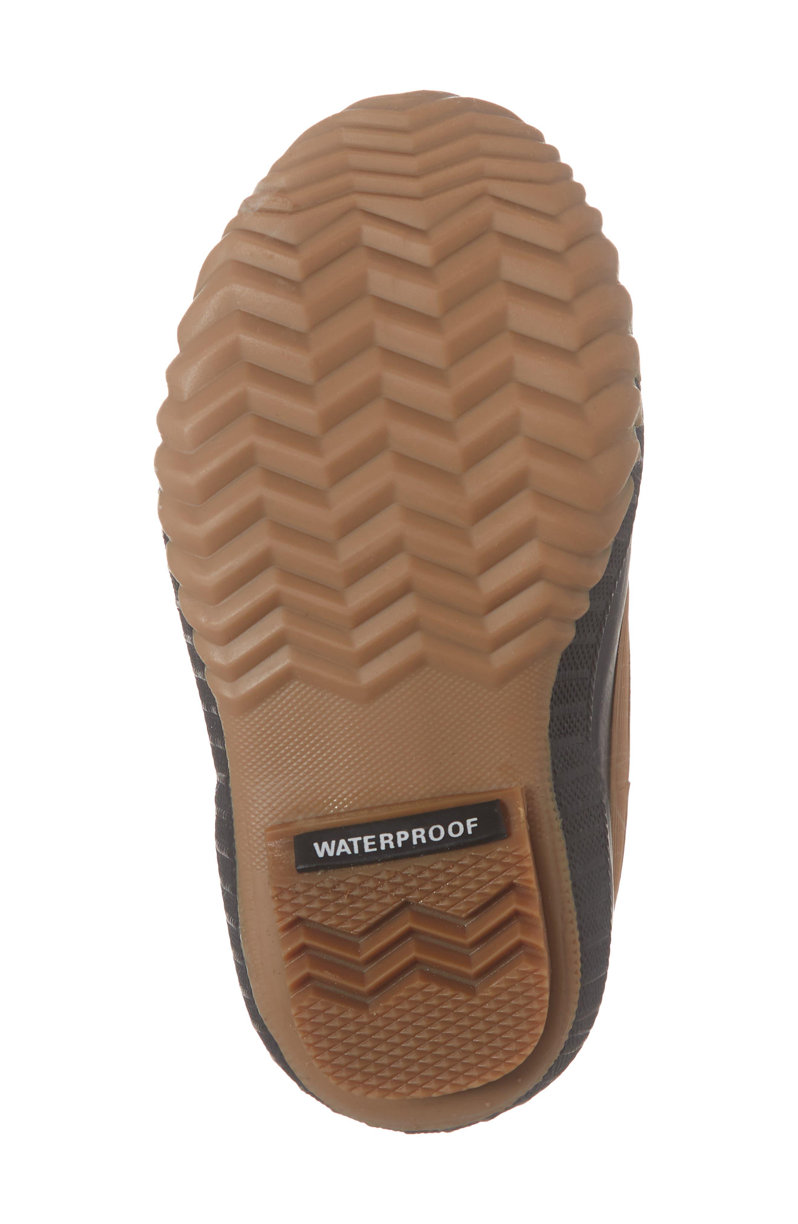 Cheyanne<sup>™</sup> II Waterproof Boot,                             Alternate thumbnail 6, color,                             ELK/ BLACK