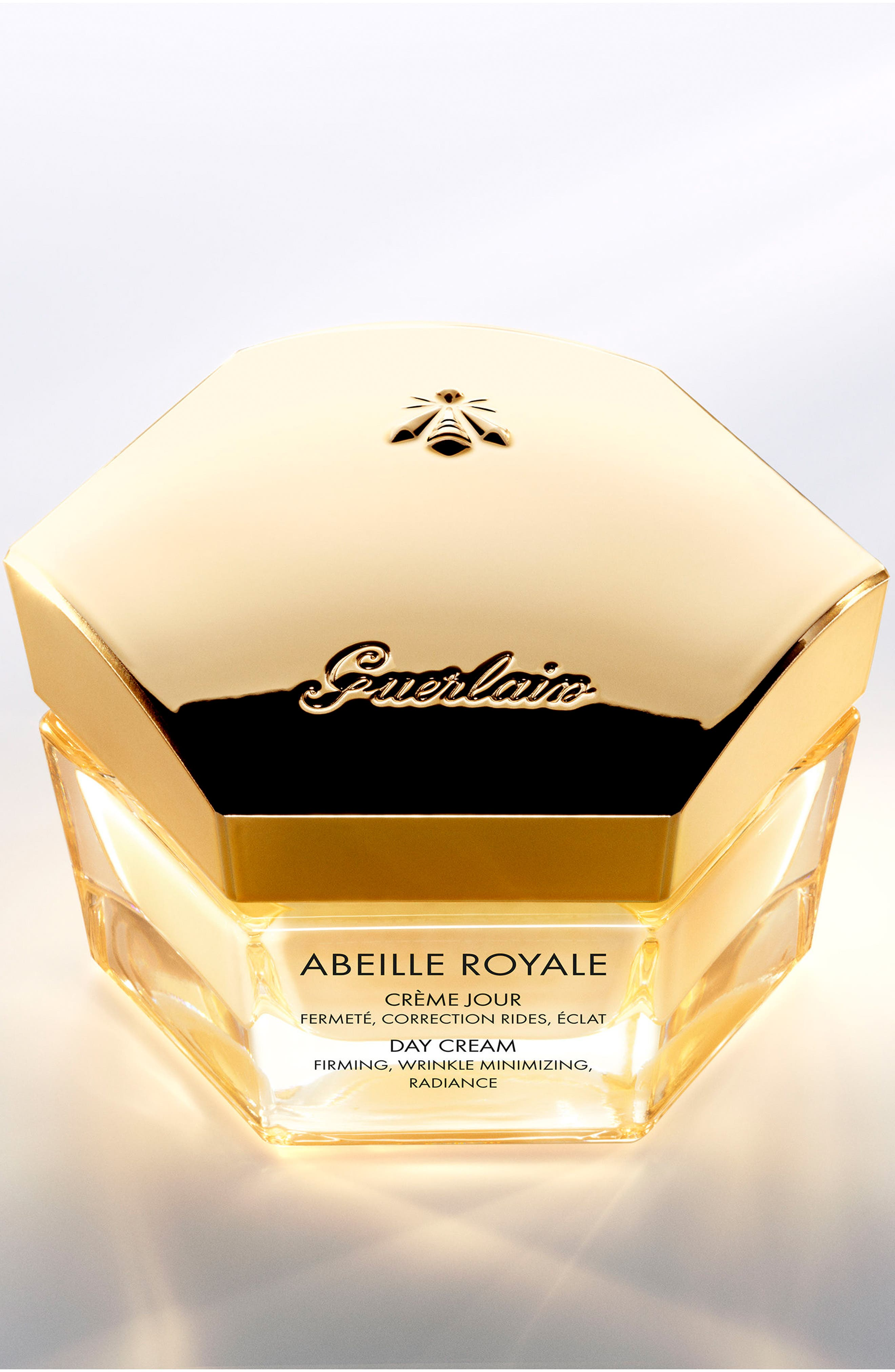 Abeille Royale Normal Day Cream,                             Alternate thumbnail 3, color,                             000
