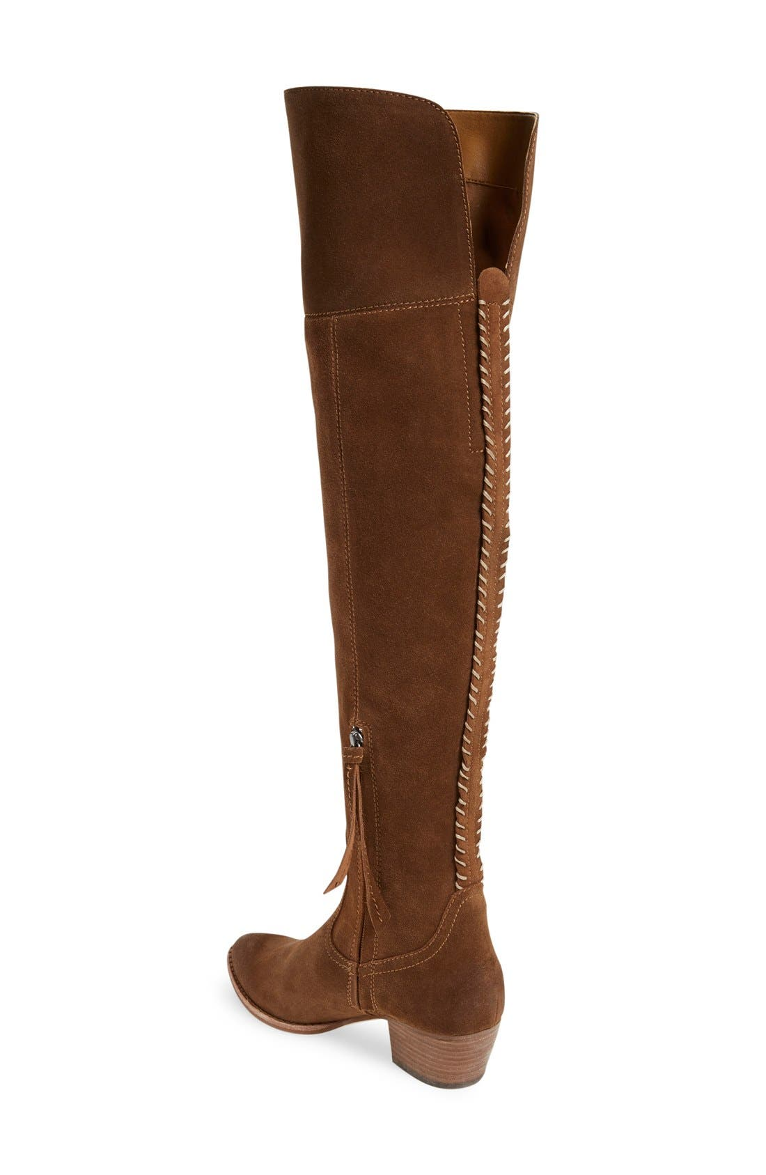 'Silas' Over the Knee Boot,                             Alternate thumbnail 12, color,