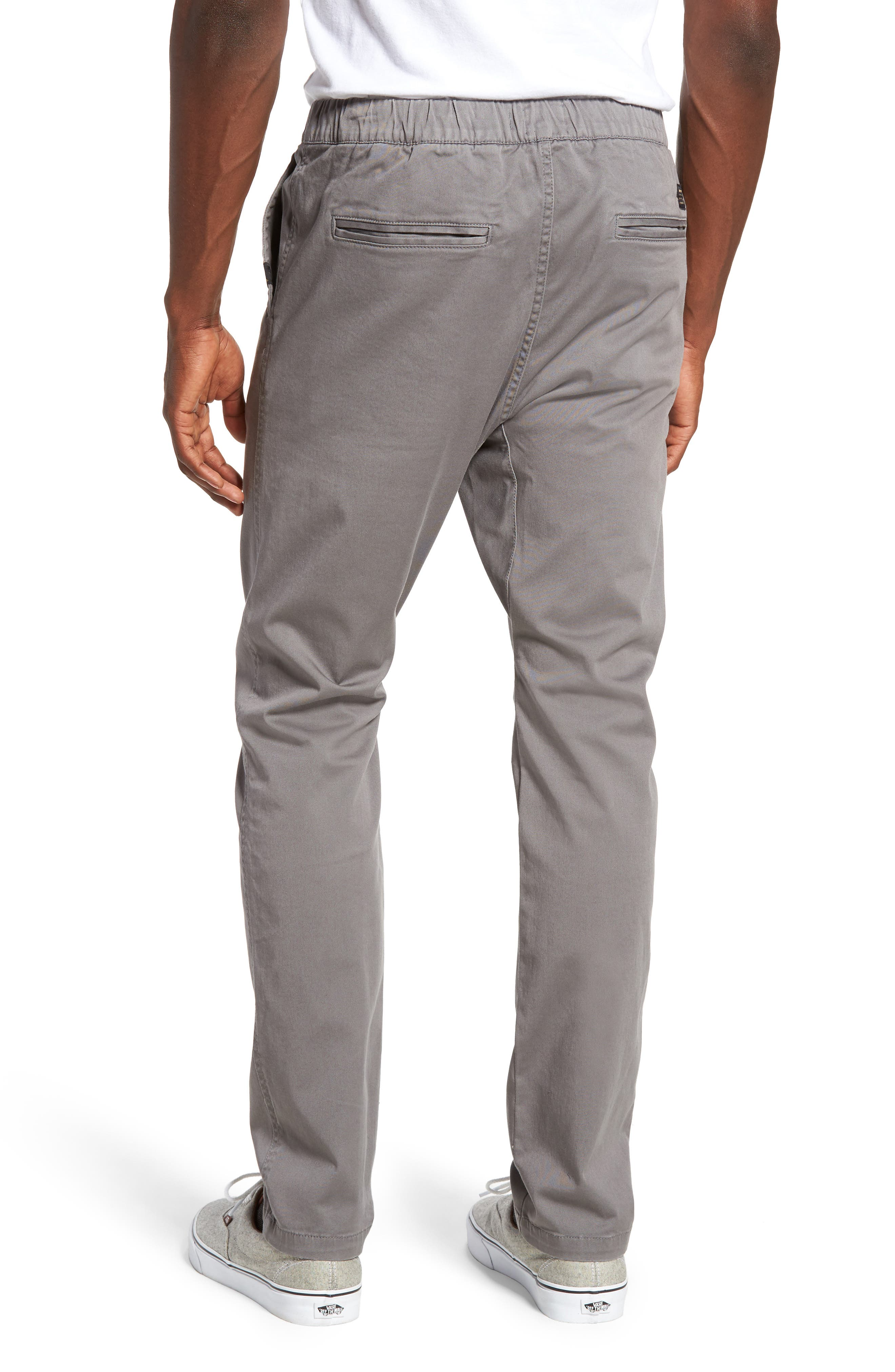 Fun Days Drawstring Chinos,                             Alternate thumbnail 3, color,