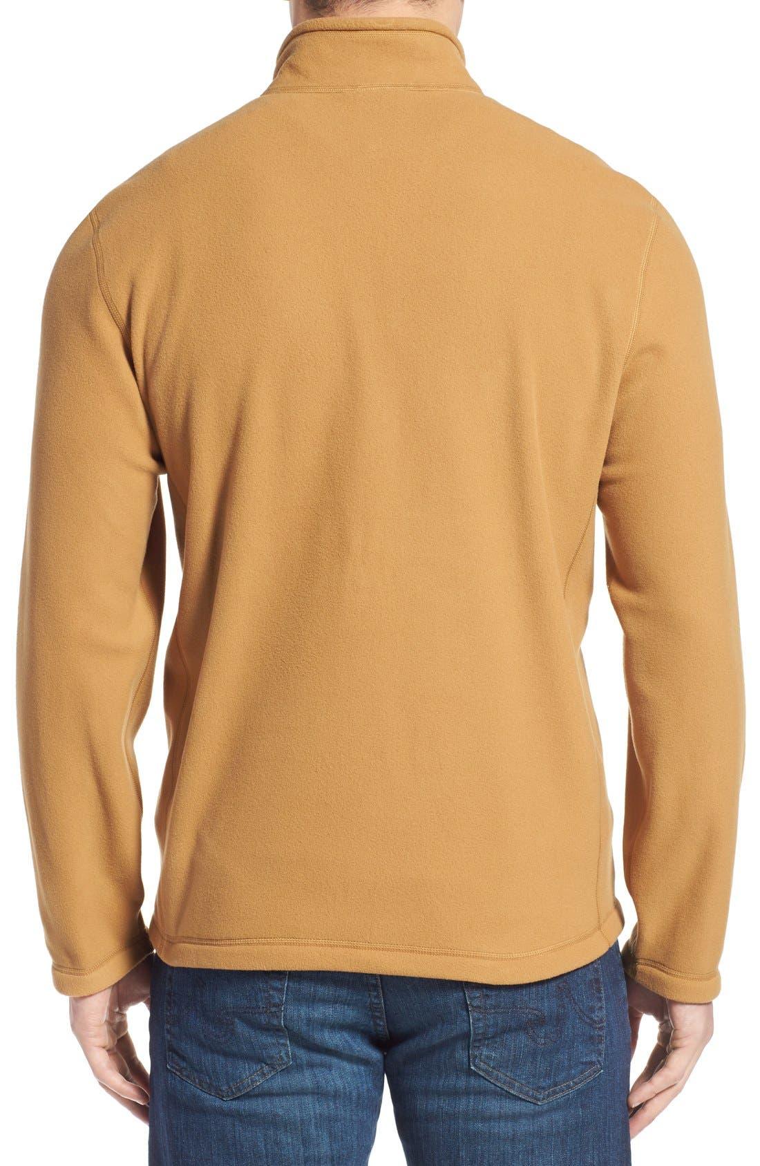 'TKA 100 Glacier' Quarter Zip Fleece Pullover,                             Alternate thumbnail 71, color,