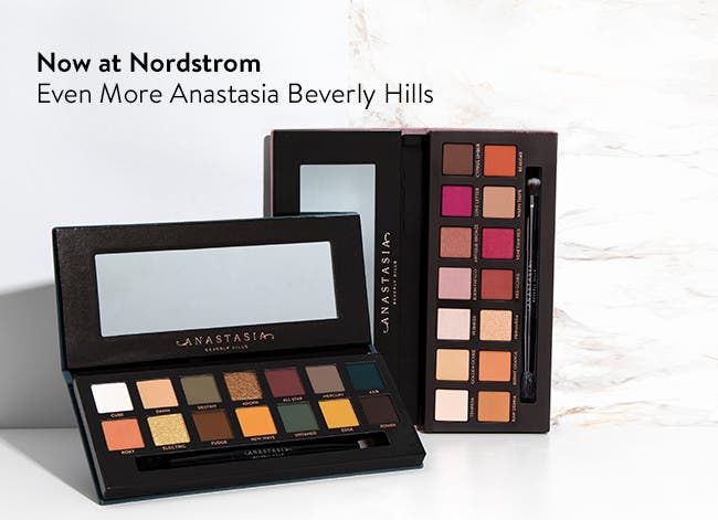 Now at Nordstrom: Even more Anastasia Beverly Hills